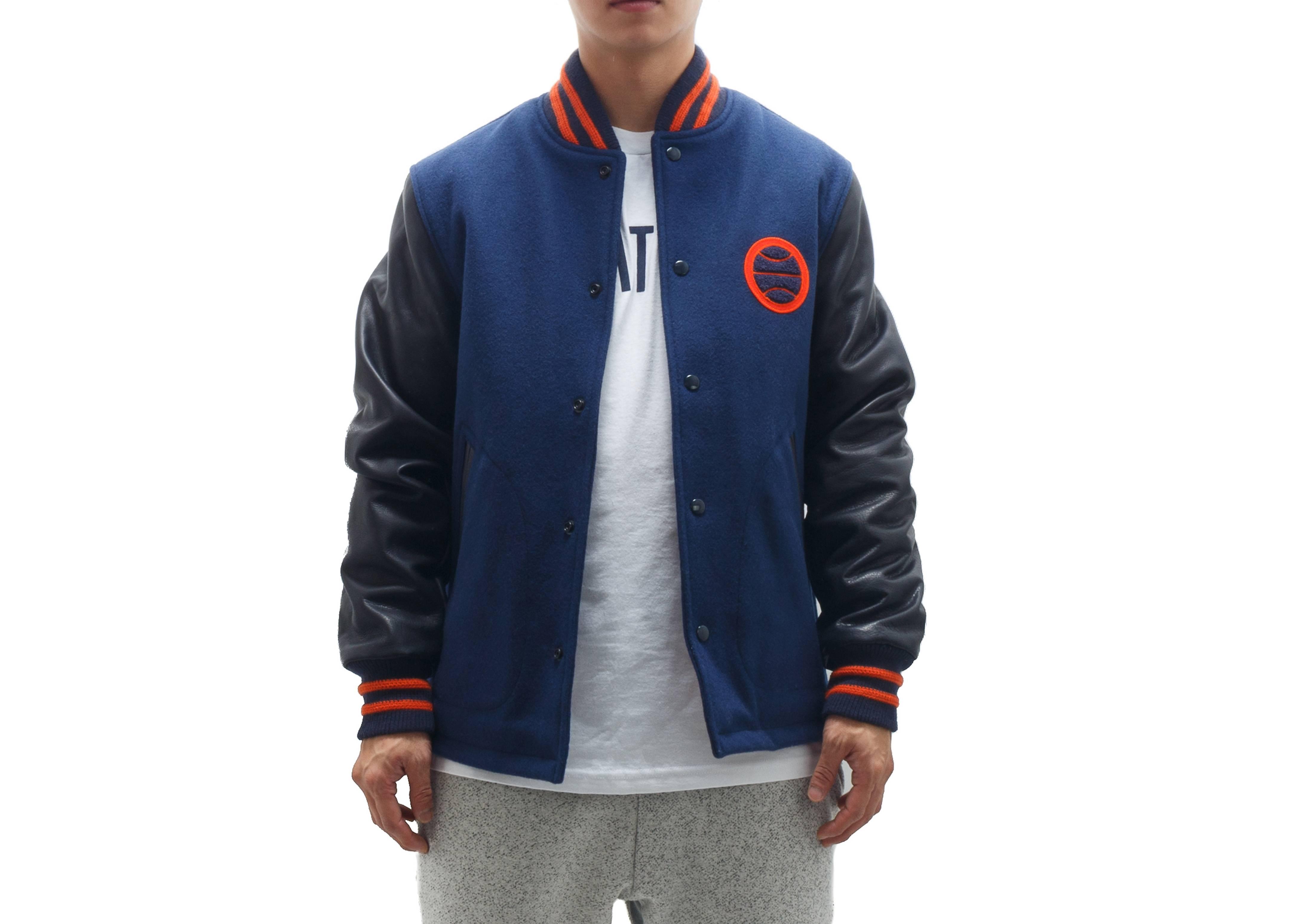 "flight club x golden bear varsity jacket ""Made in the U.S.A."""