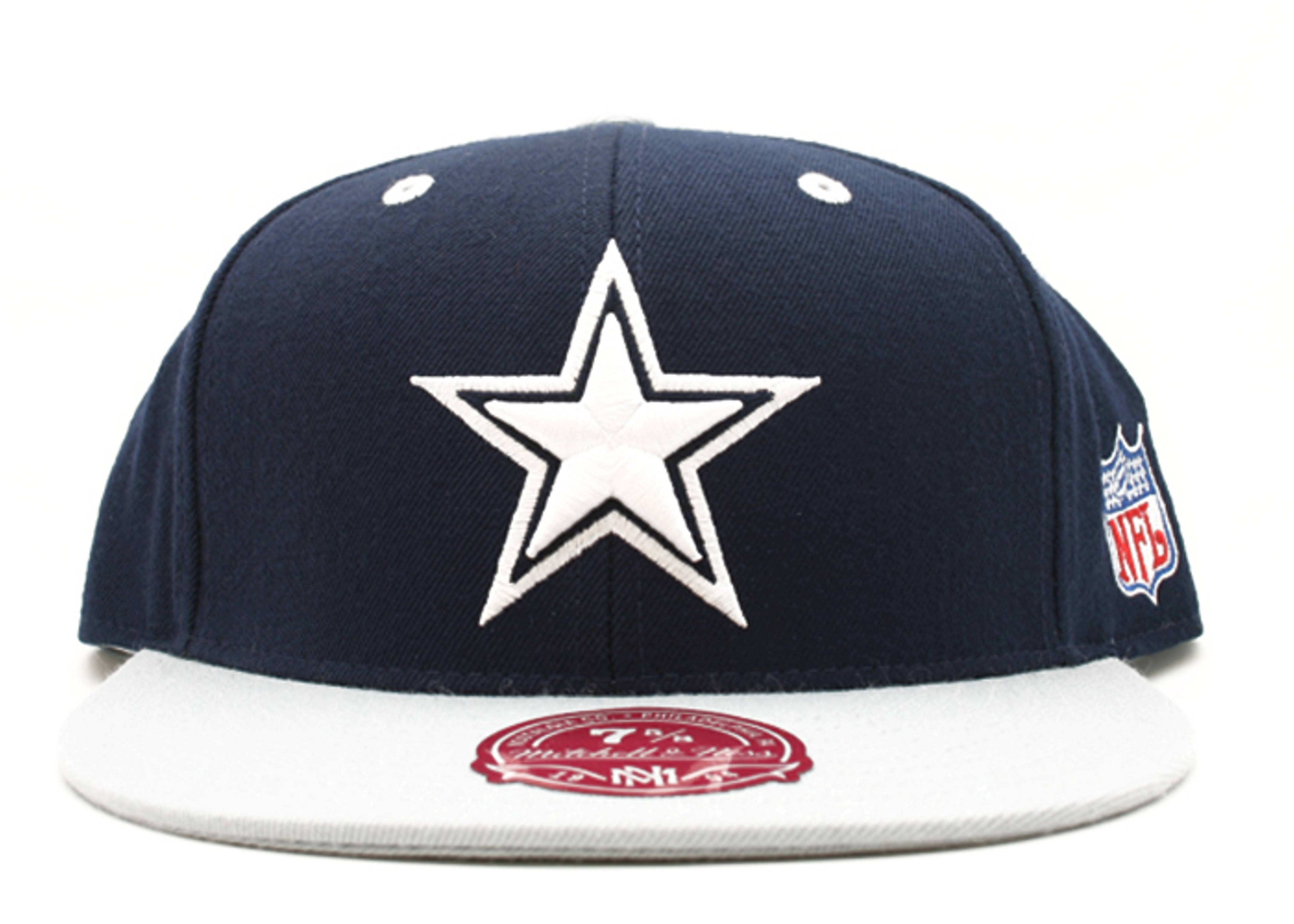 dallas cowboys fitted
