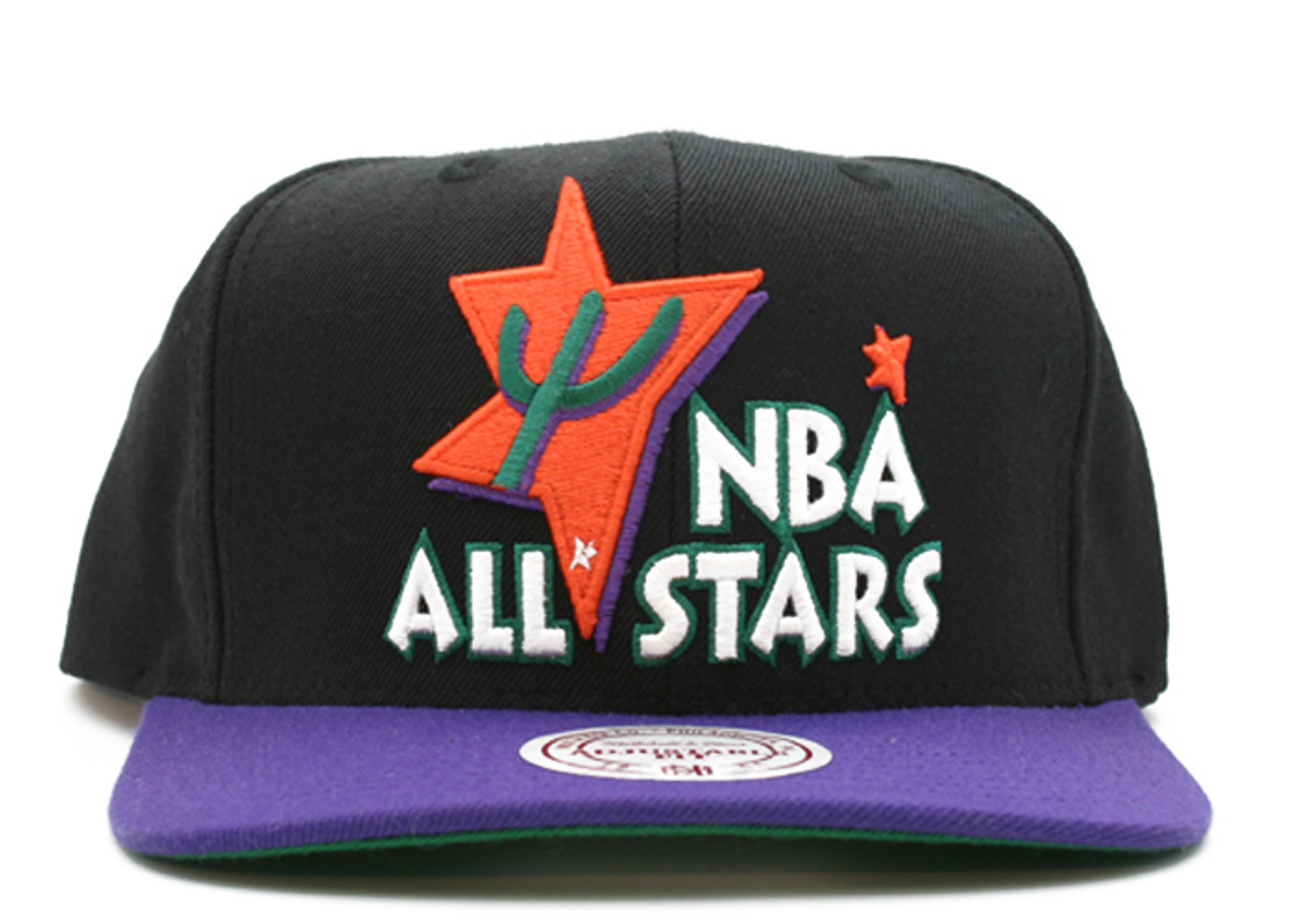 1995 nba all-star game snap-back