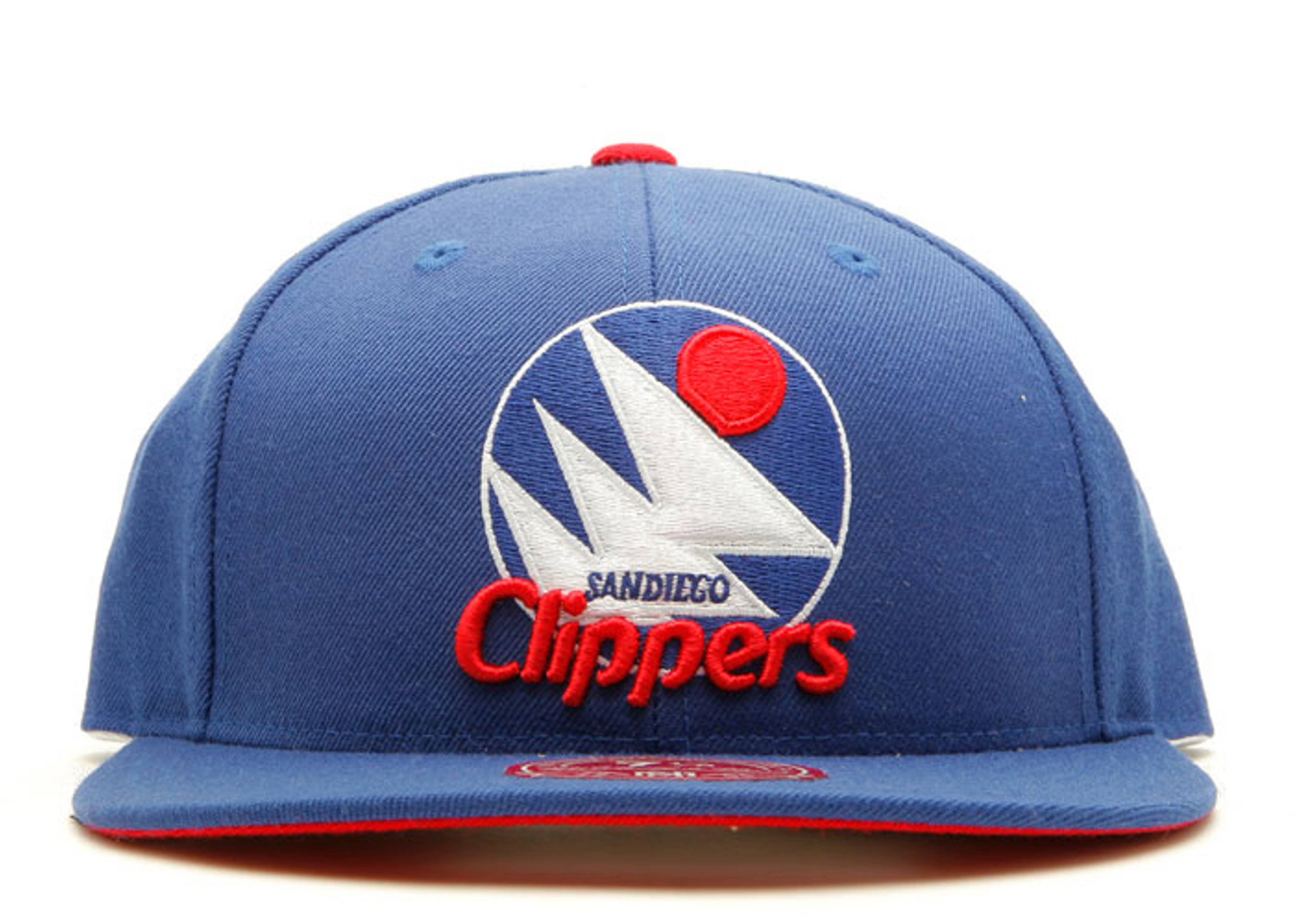 san diego clippers fitted