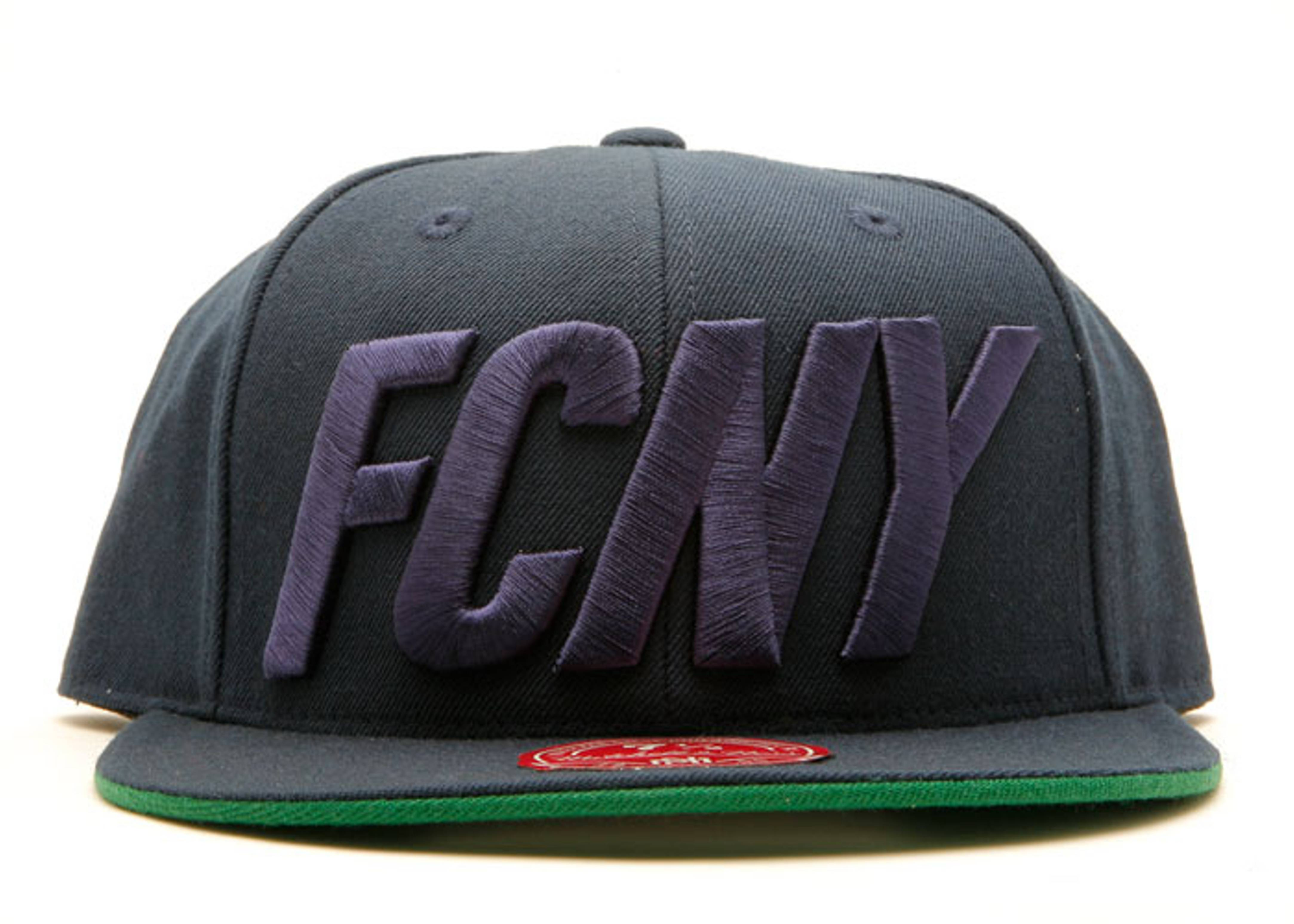 fc x mitchell & ness fitted