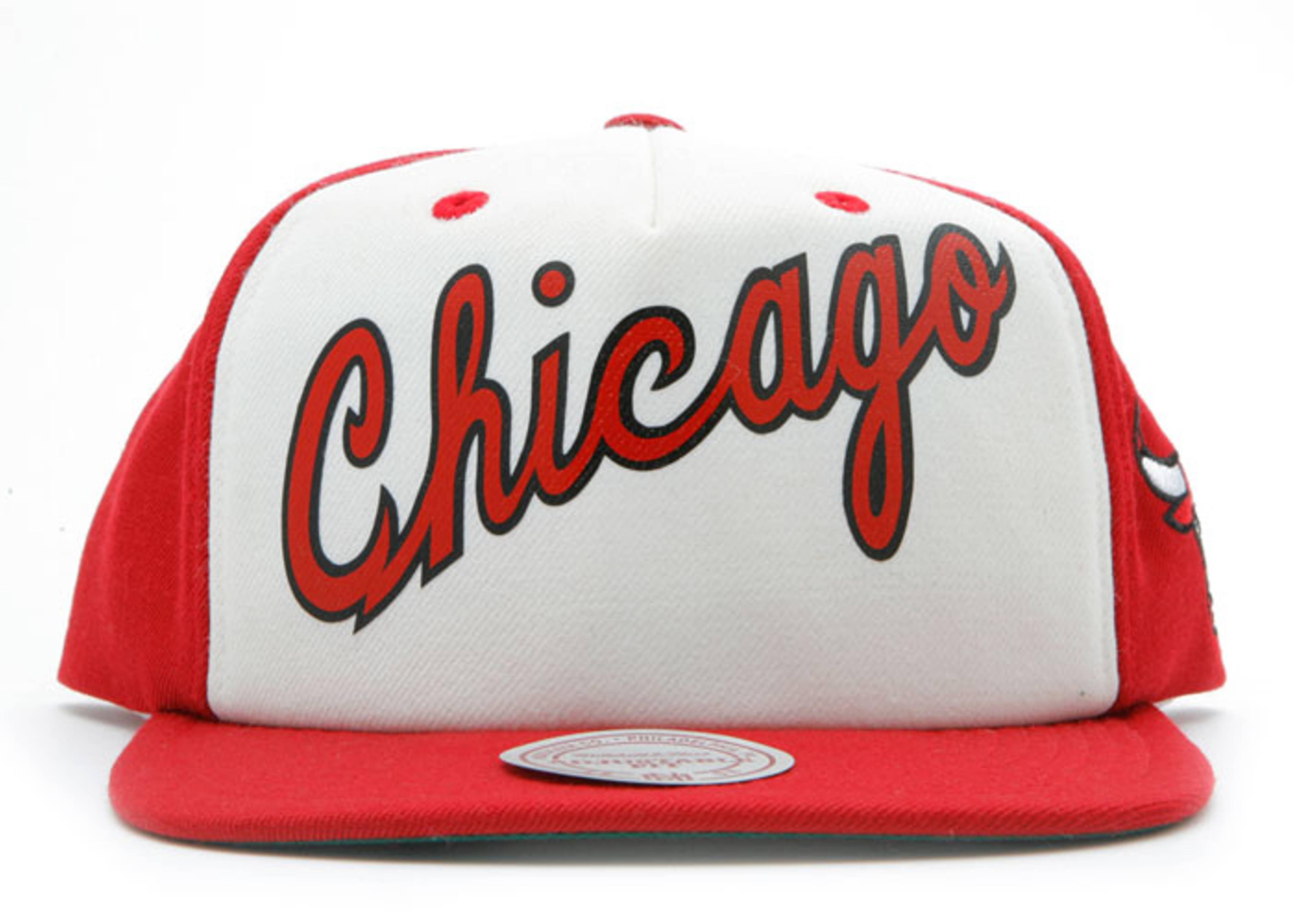 "84 chicago bulls snap-back ""chicago"""