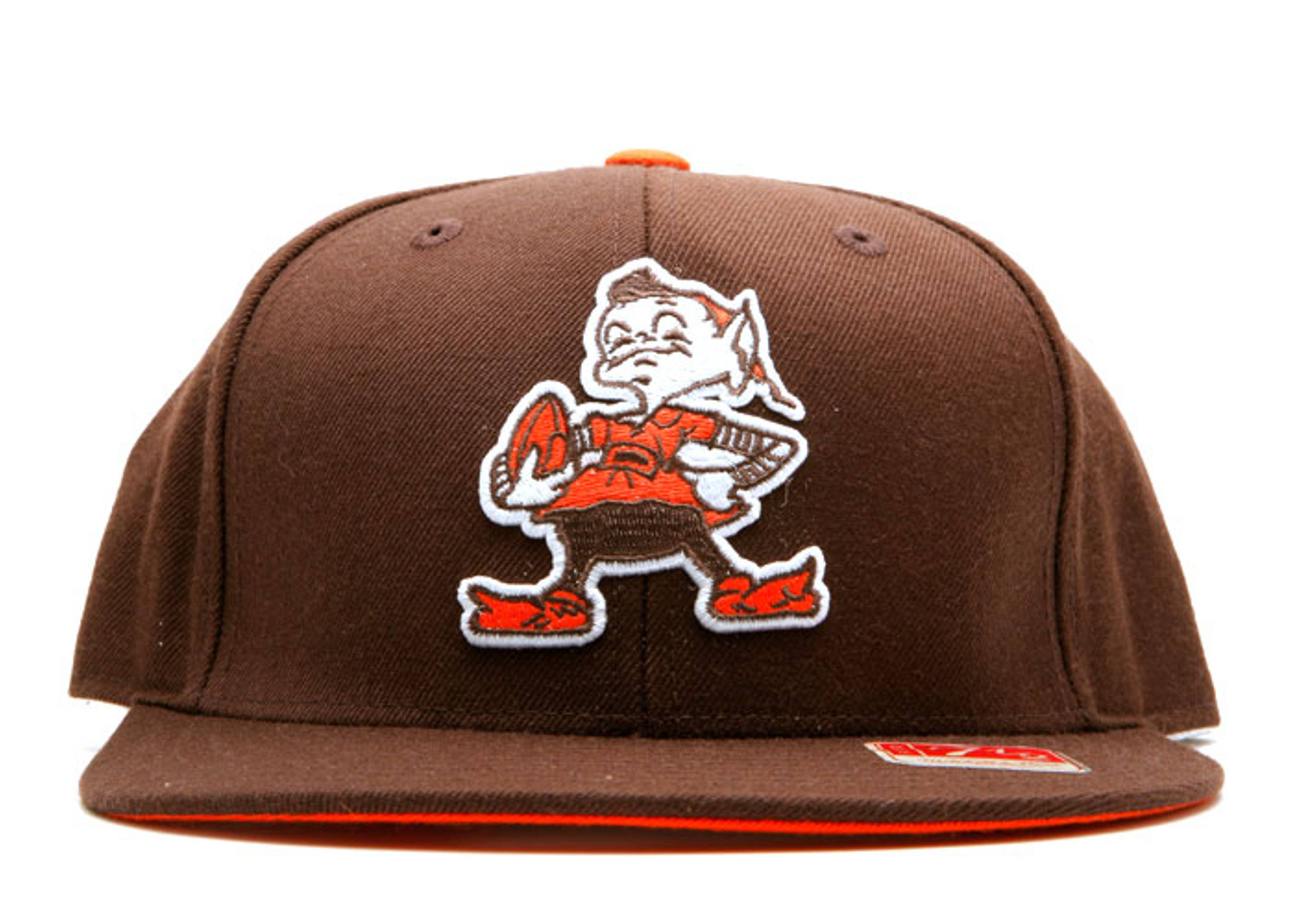 cleveland browns elf fitted