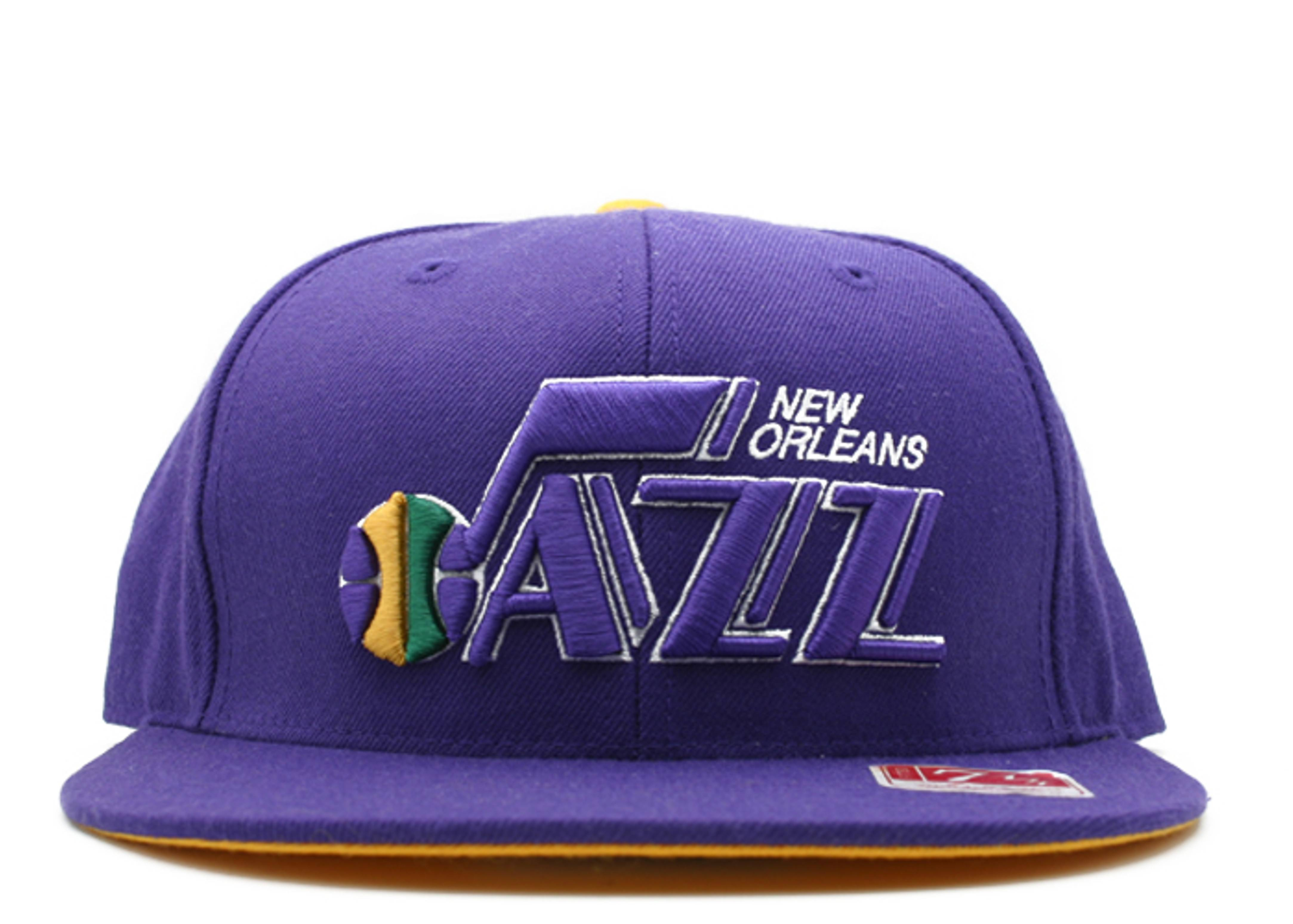 new orleans jazz fitted