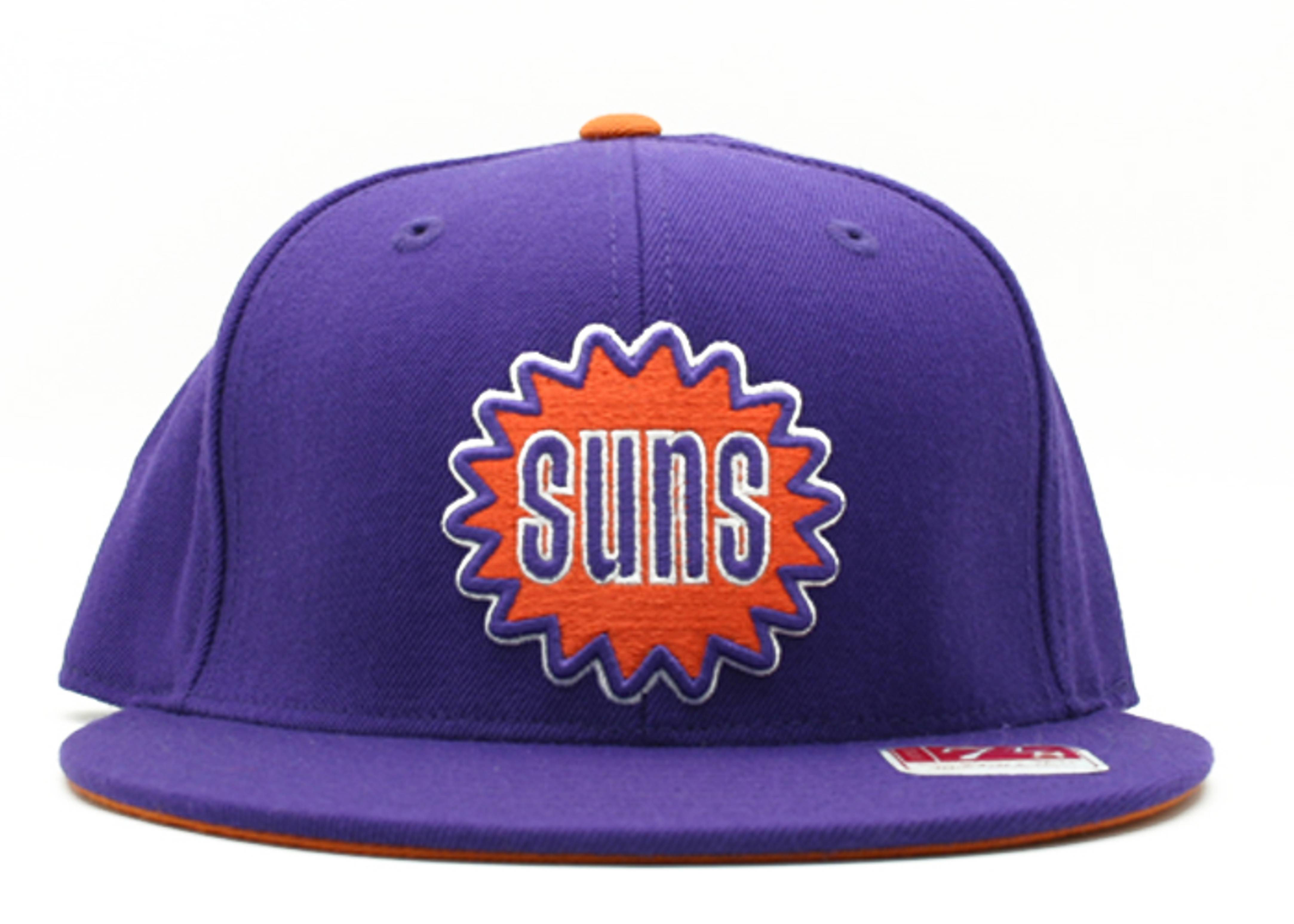 phoenix suns fitted