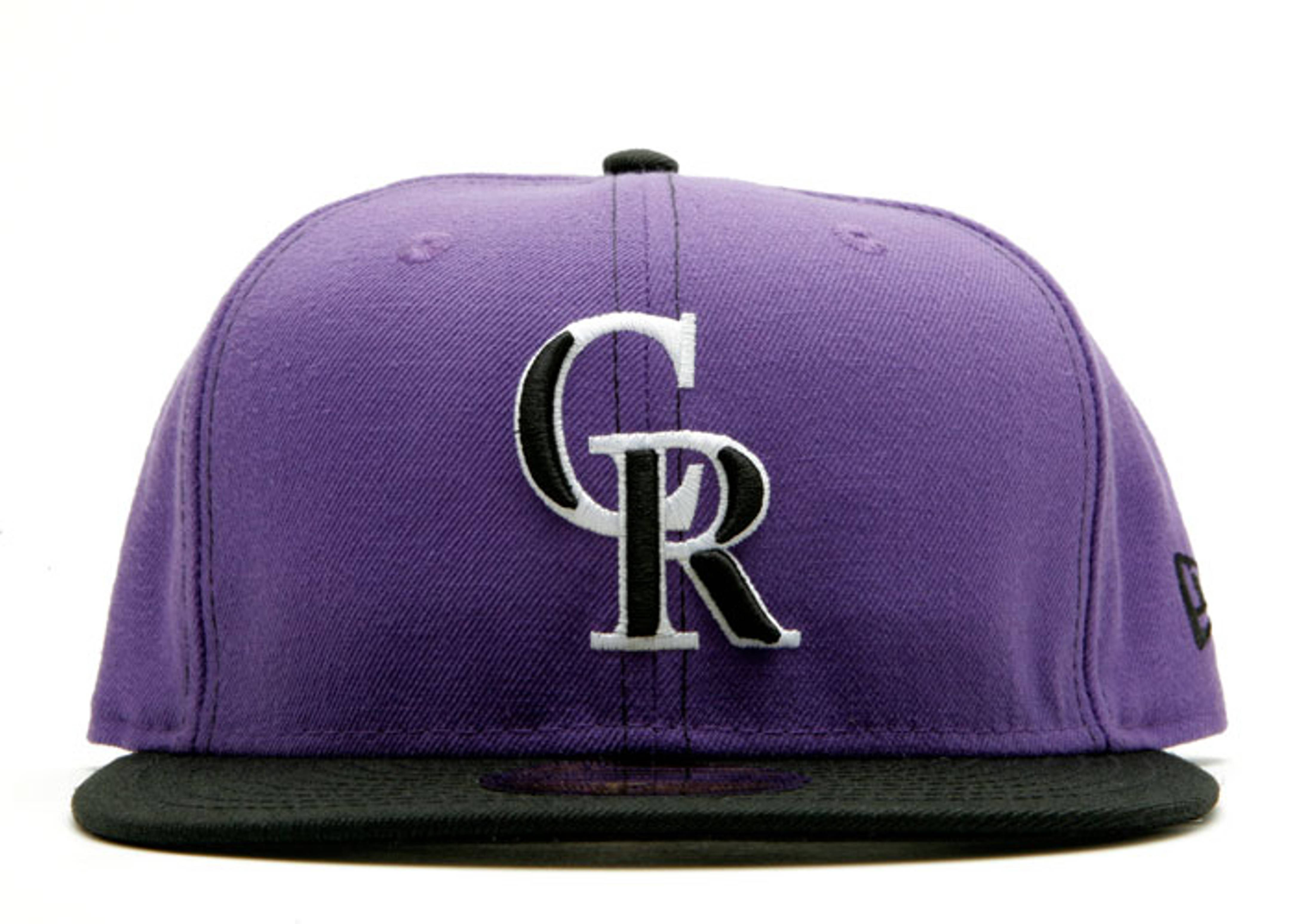 "colorado rockies fitted ""2-tone"""