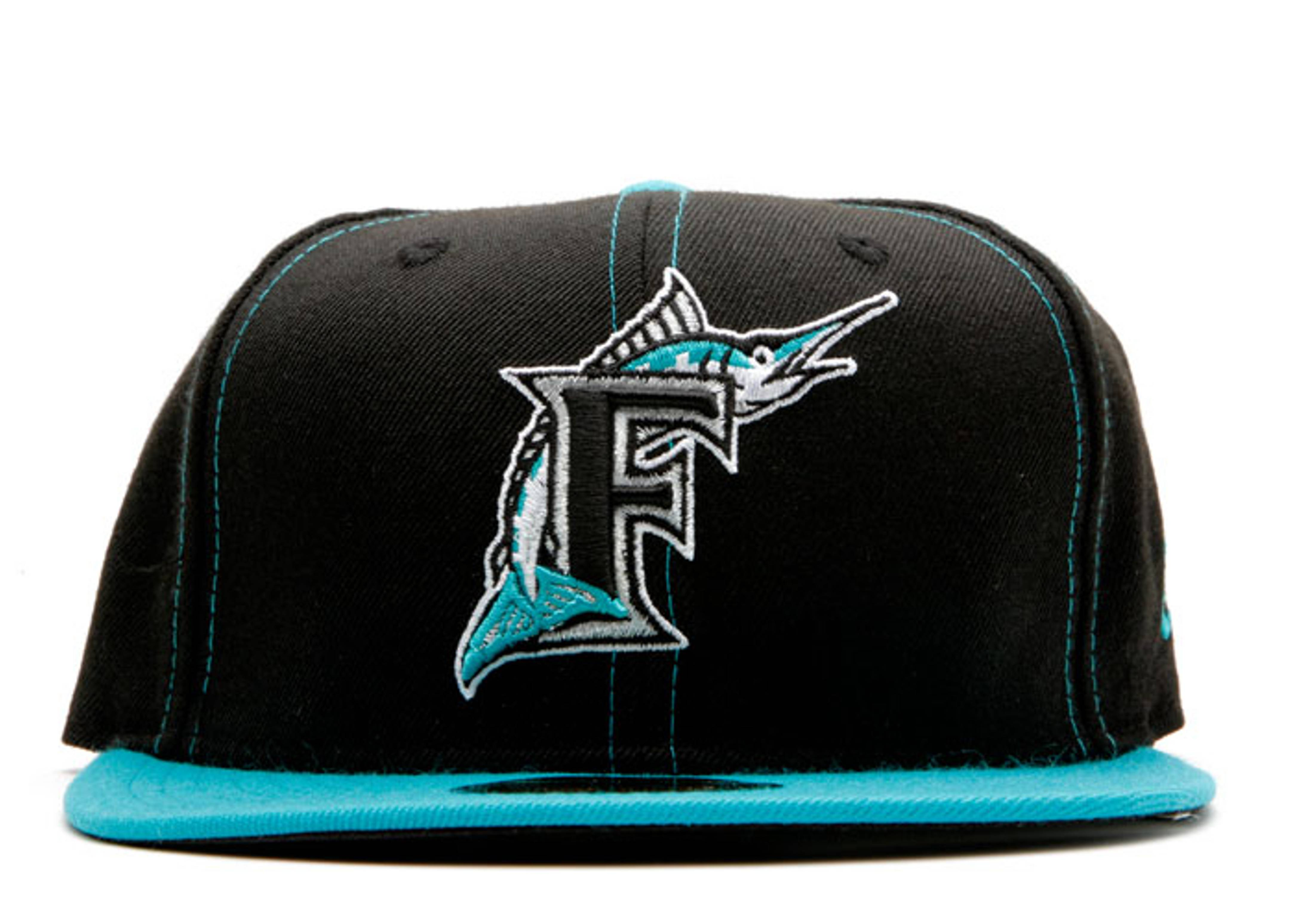 """florida marlins fitted """"2-tone"""""""