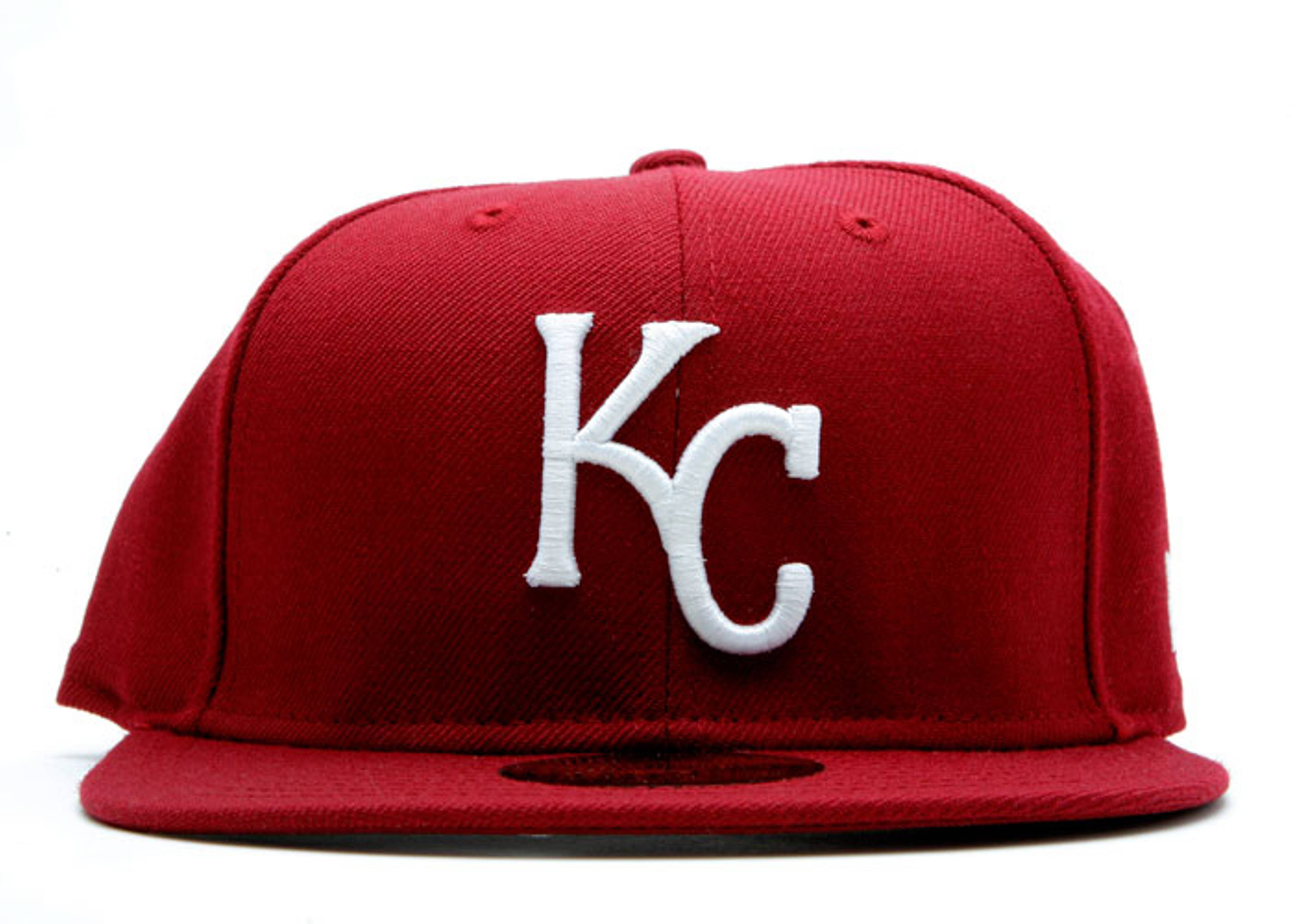 kansas city royals fitted