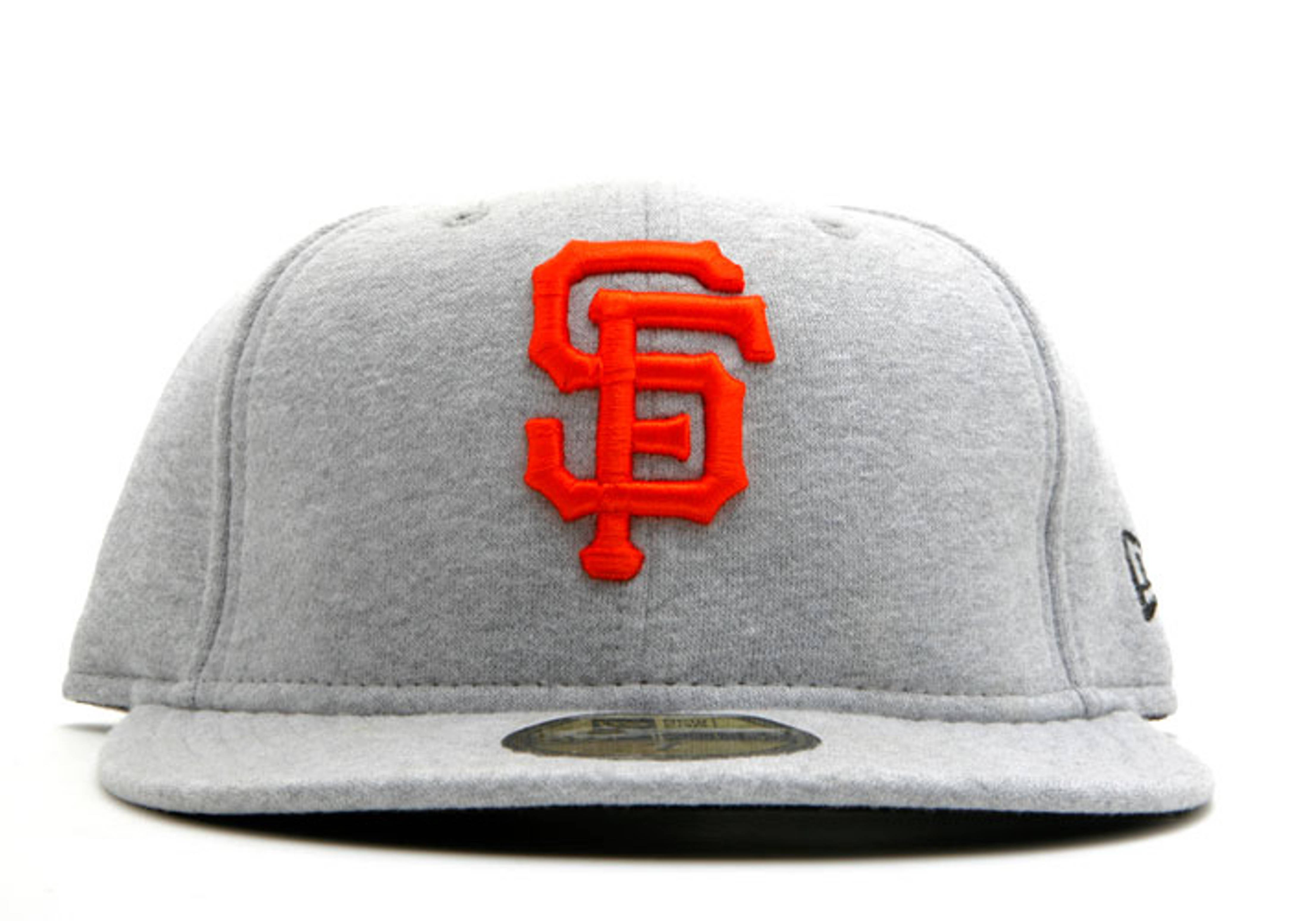 "san francisco giants fitted ""fleece"""