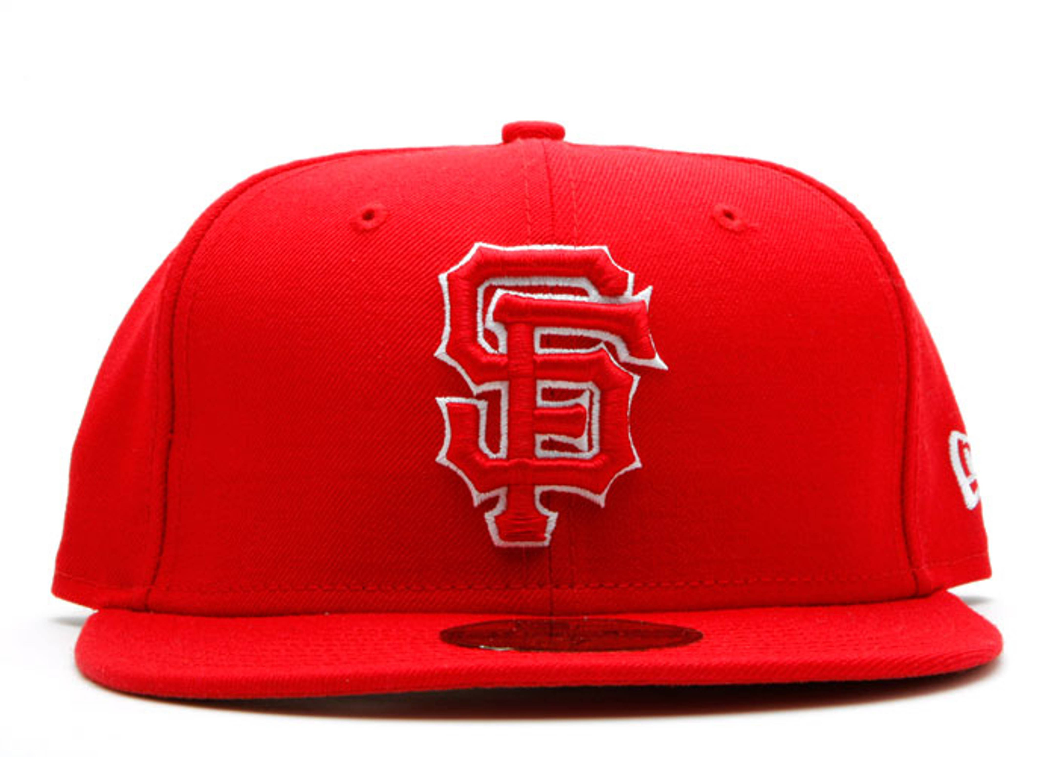 """san francisco giants fitted """"outline"""""""
