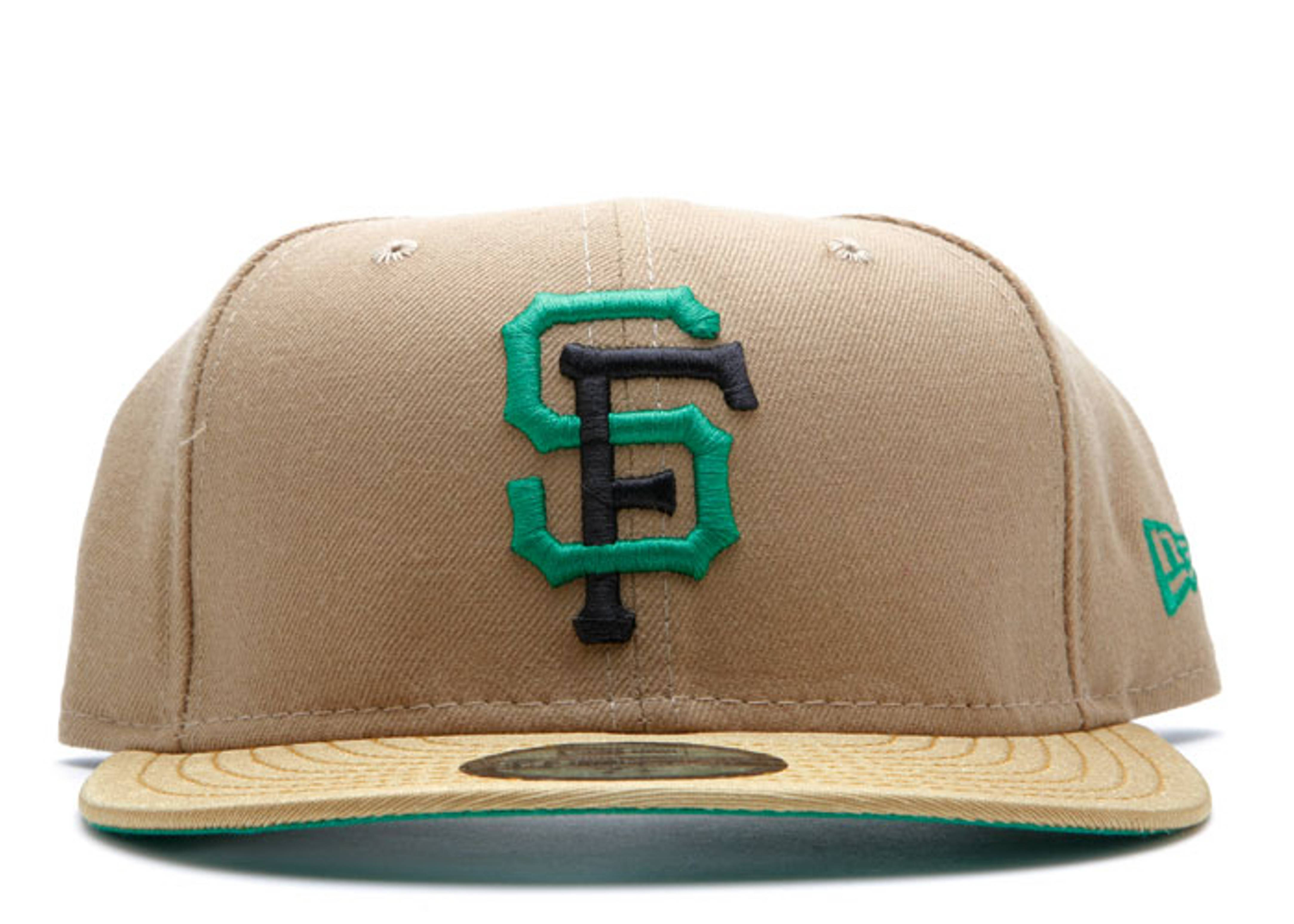 "san francisco giants fitted ""lucky"""