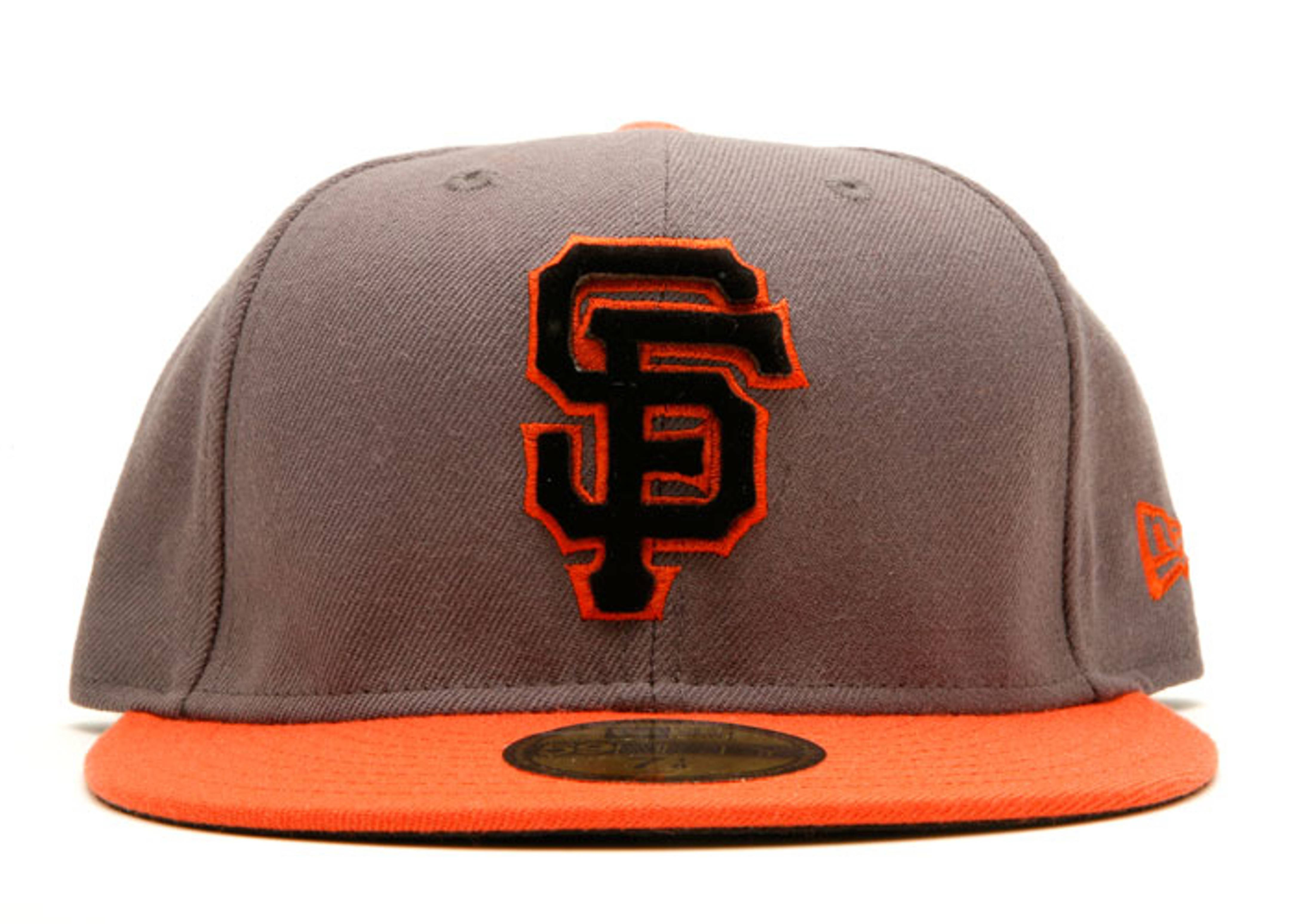 "san francisco giants fitted ""raised flock"""