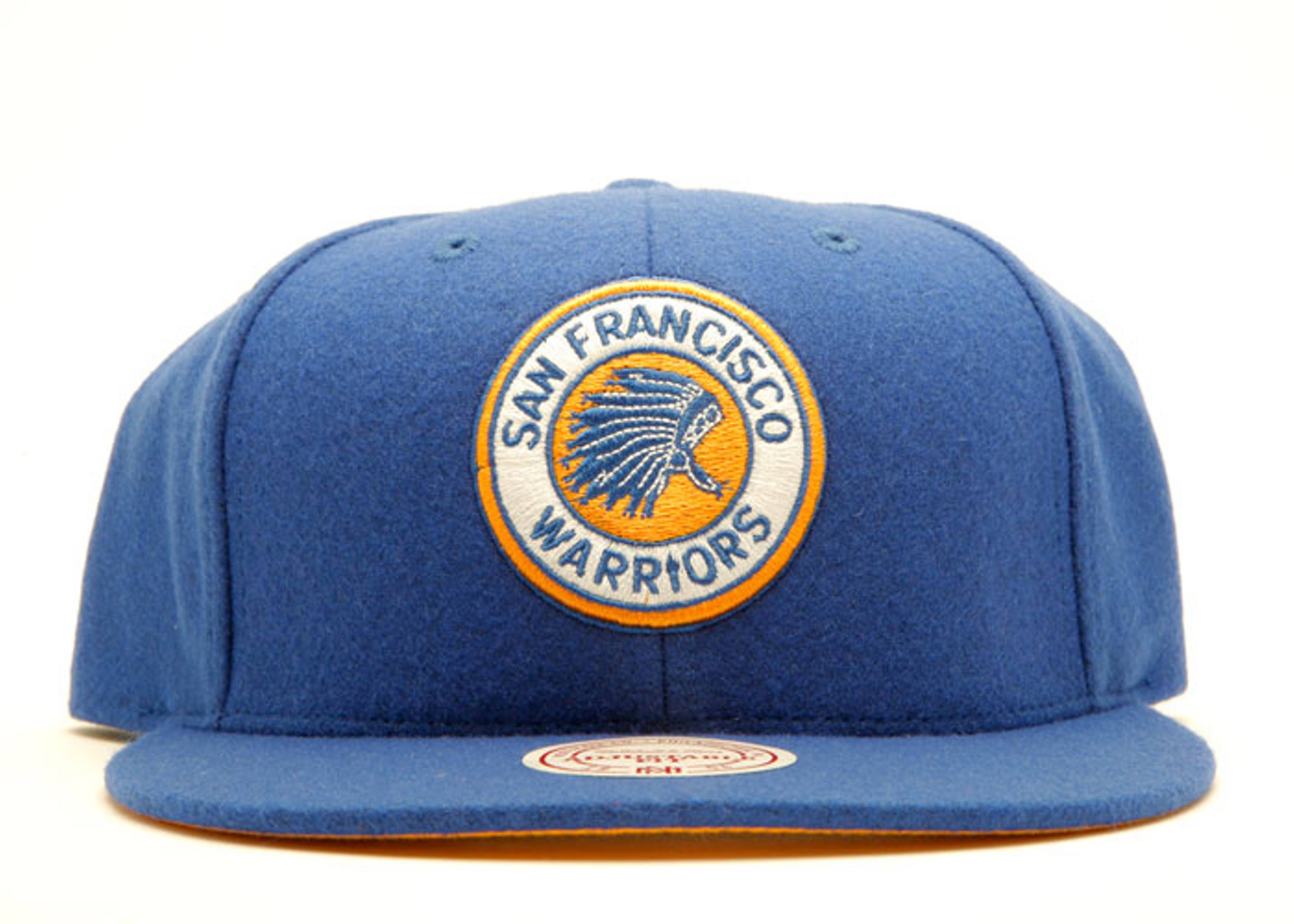 65aee18dbc7 San Francisco Warriors Snap-back