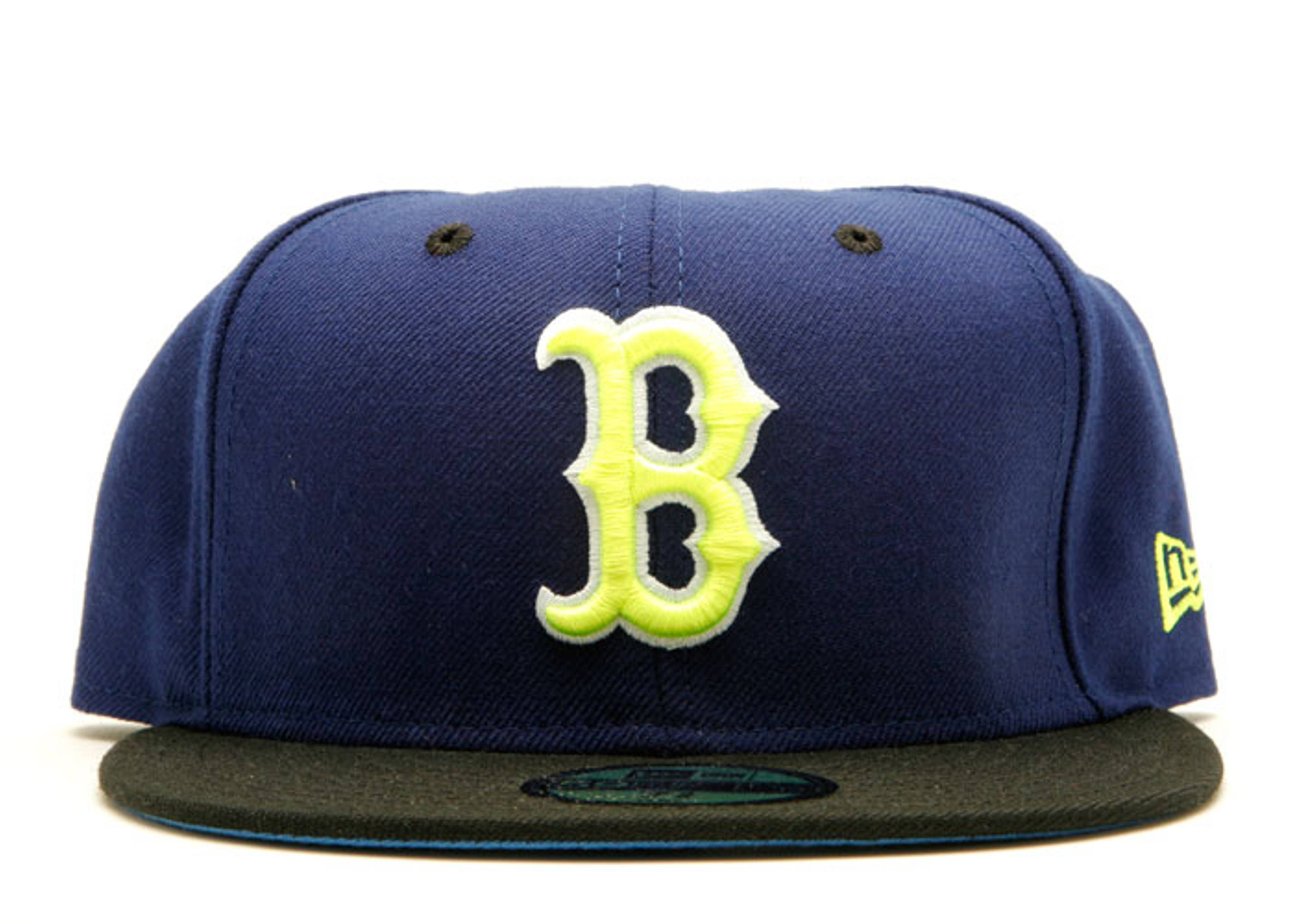 "boston red sox fitted ""blue lobster"""