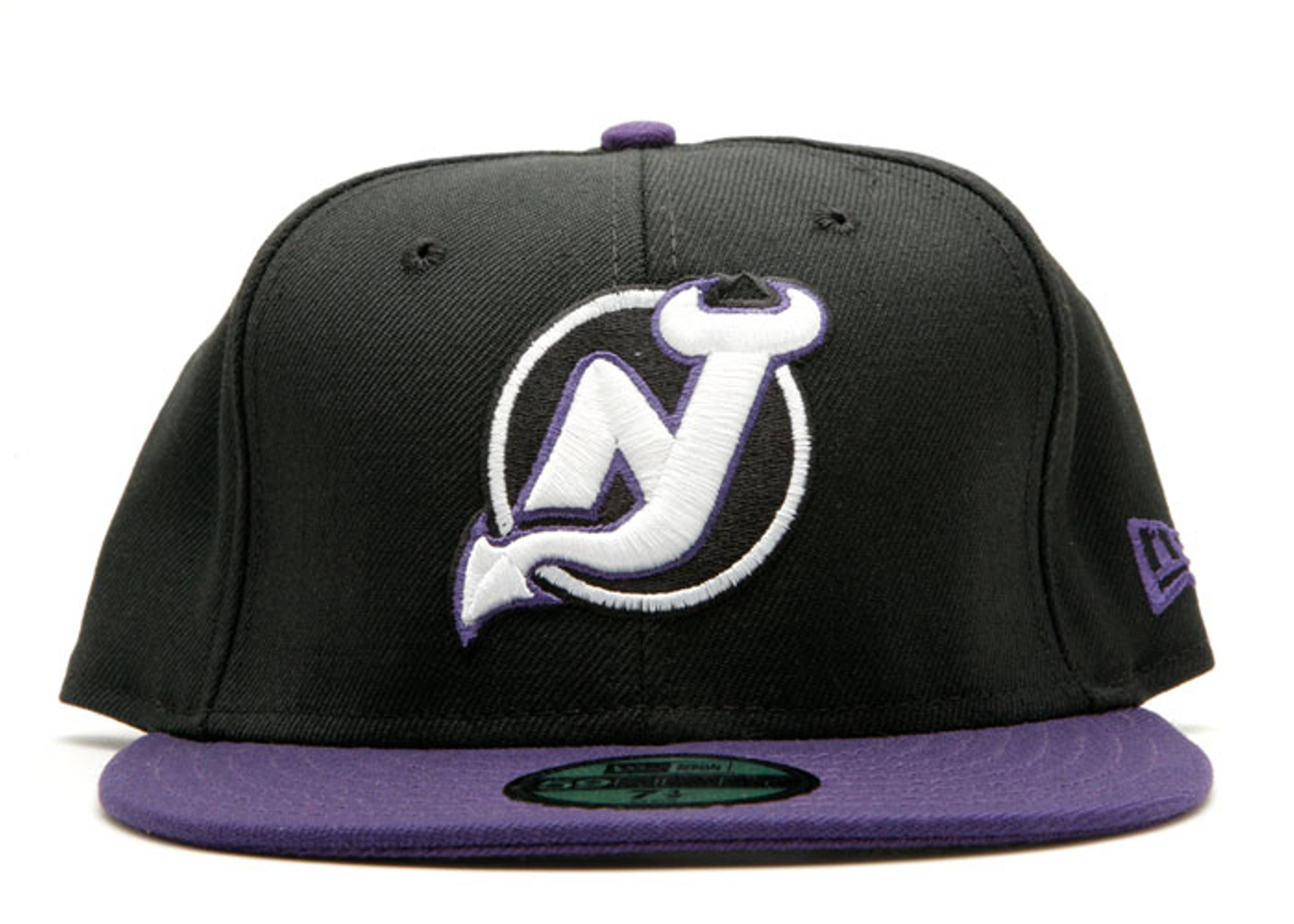 new jersey devil fitted