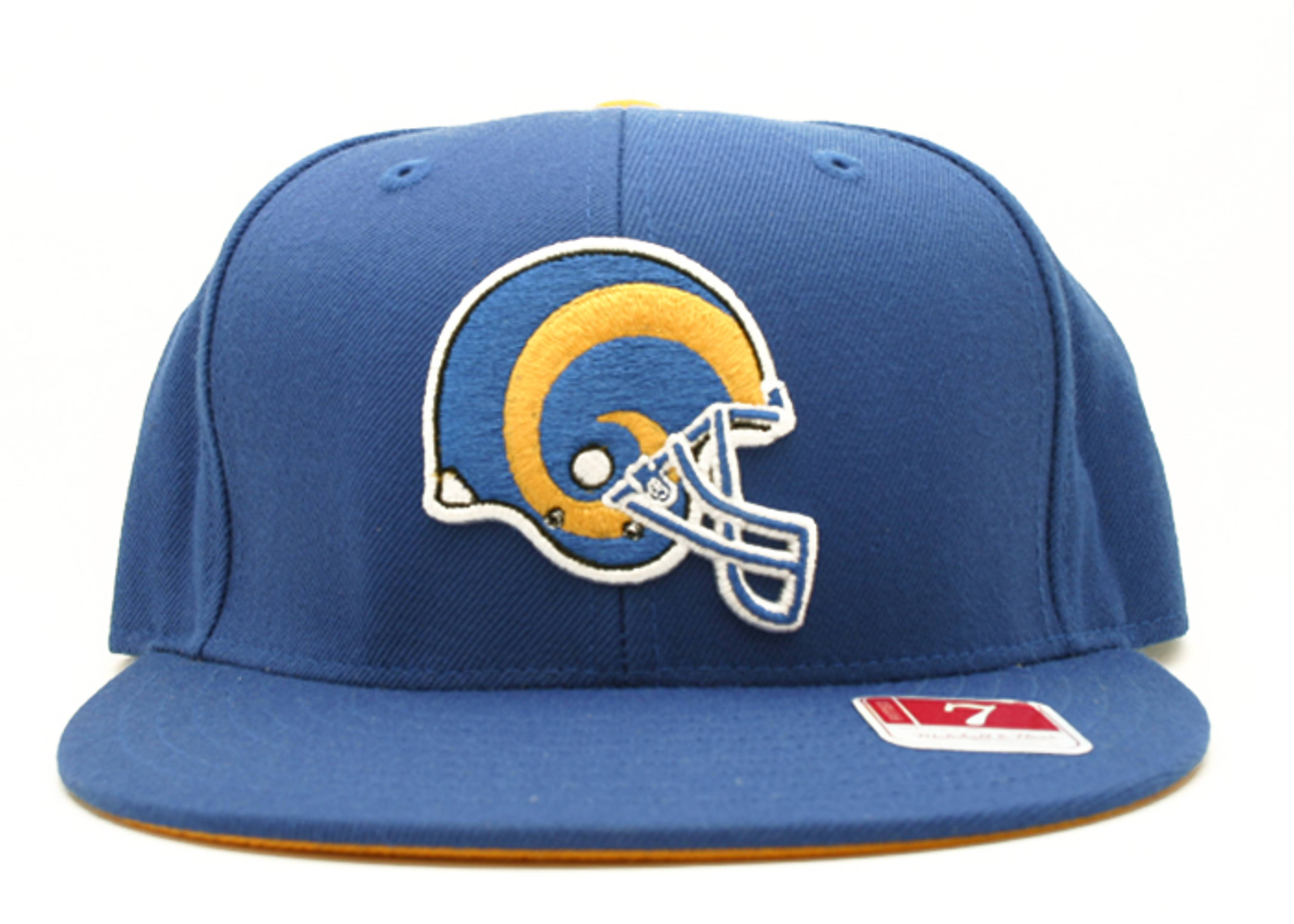 st louis rams fitted