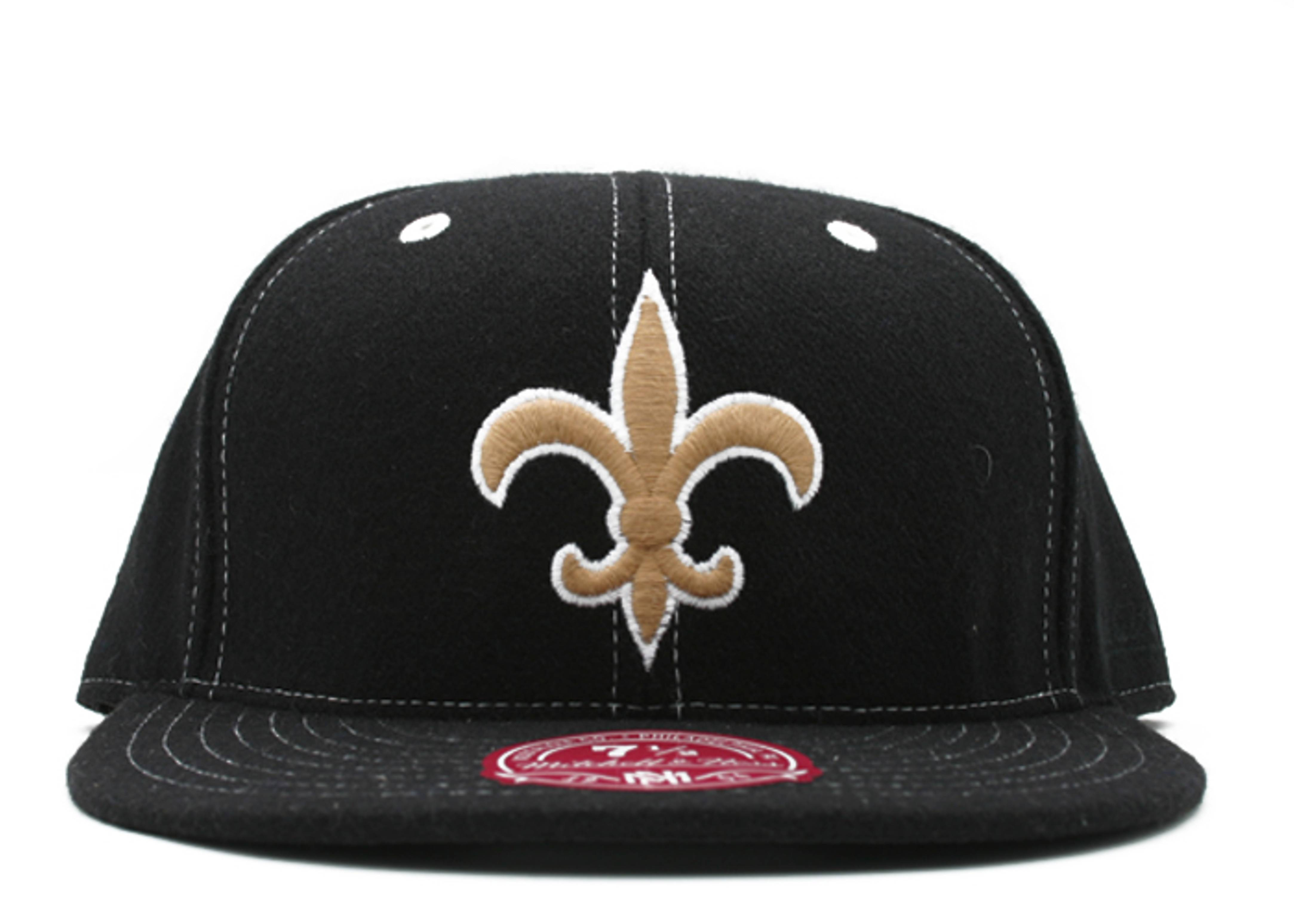 new orleans saints fitted
