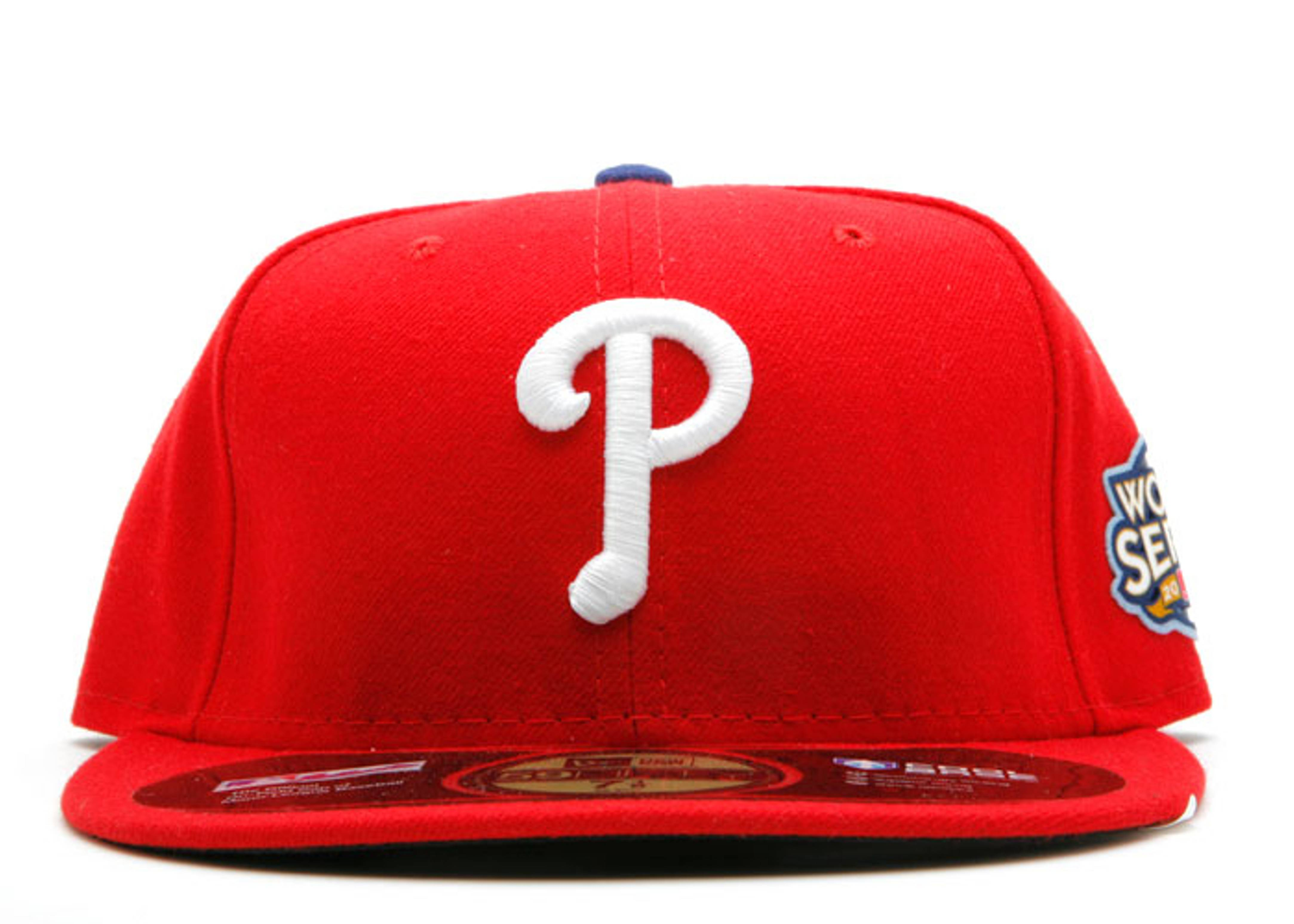 "philadelphia phillies fitted ""world series"""