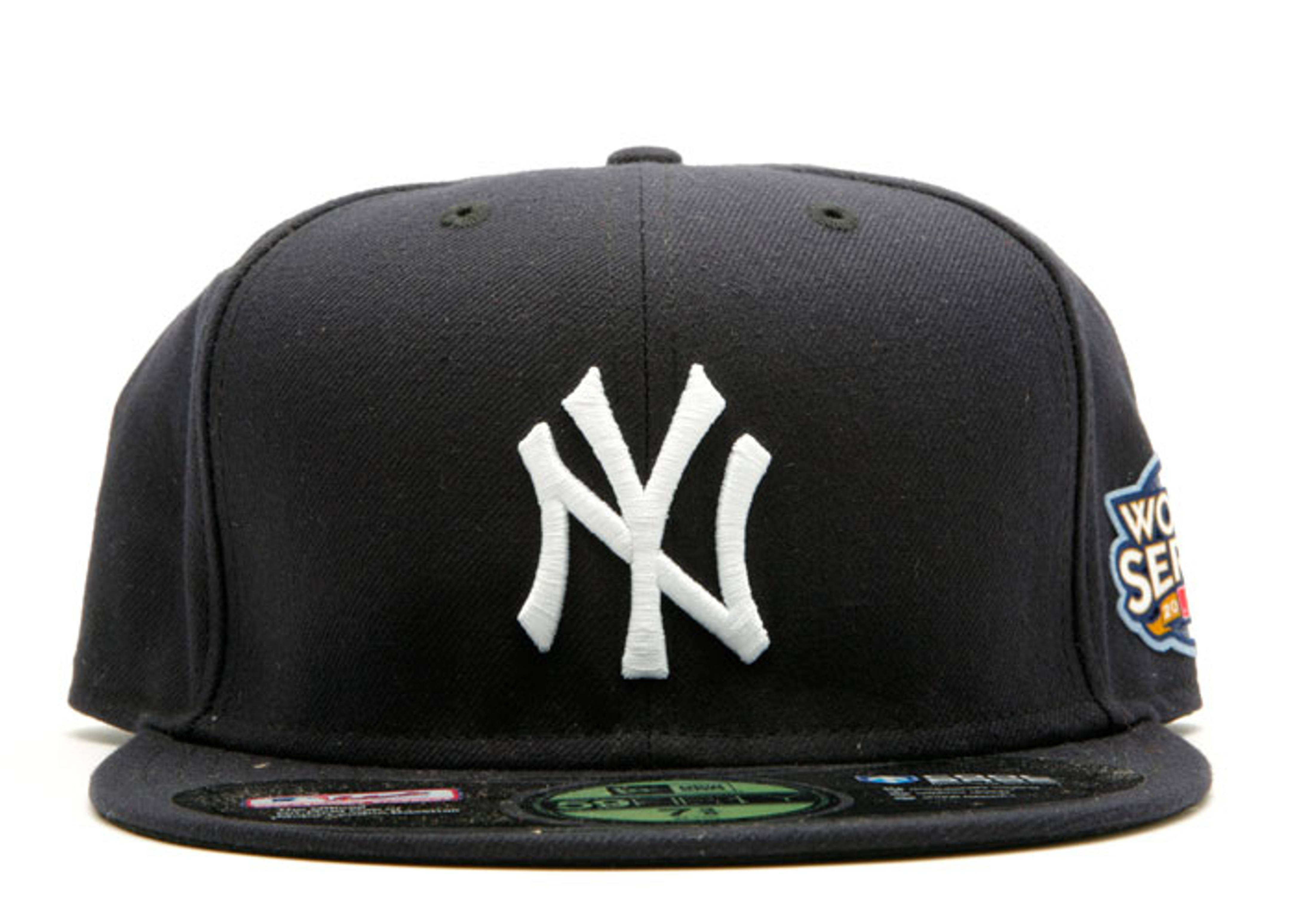 "new york yankees fitted ""world series inaugural season"""