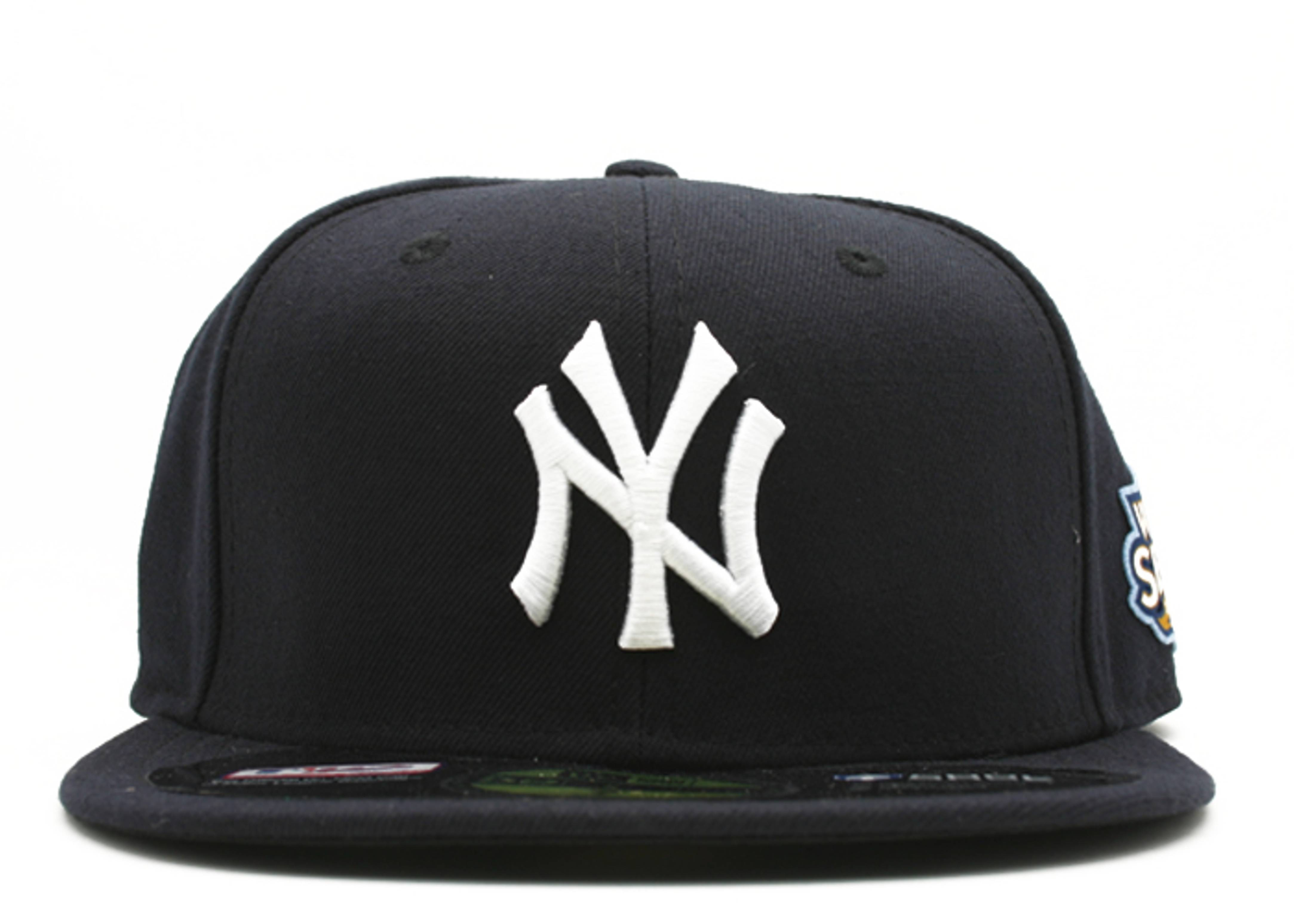"""new york yankees fitted """"world series"""""""