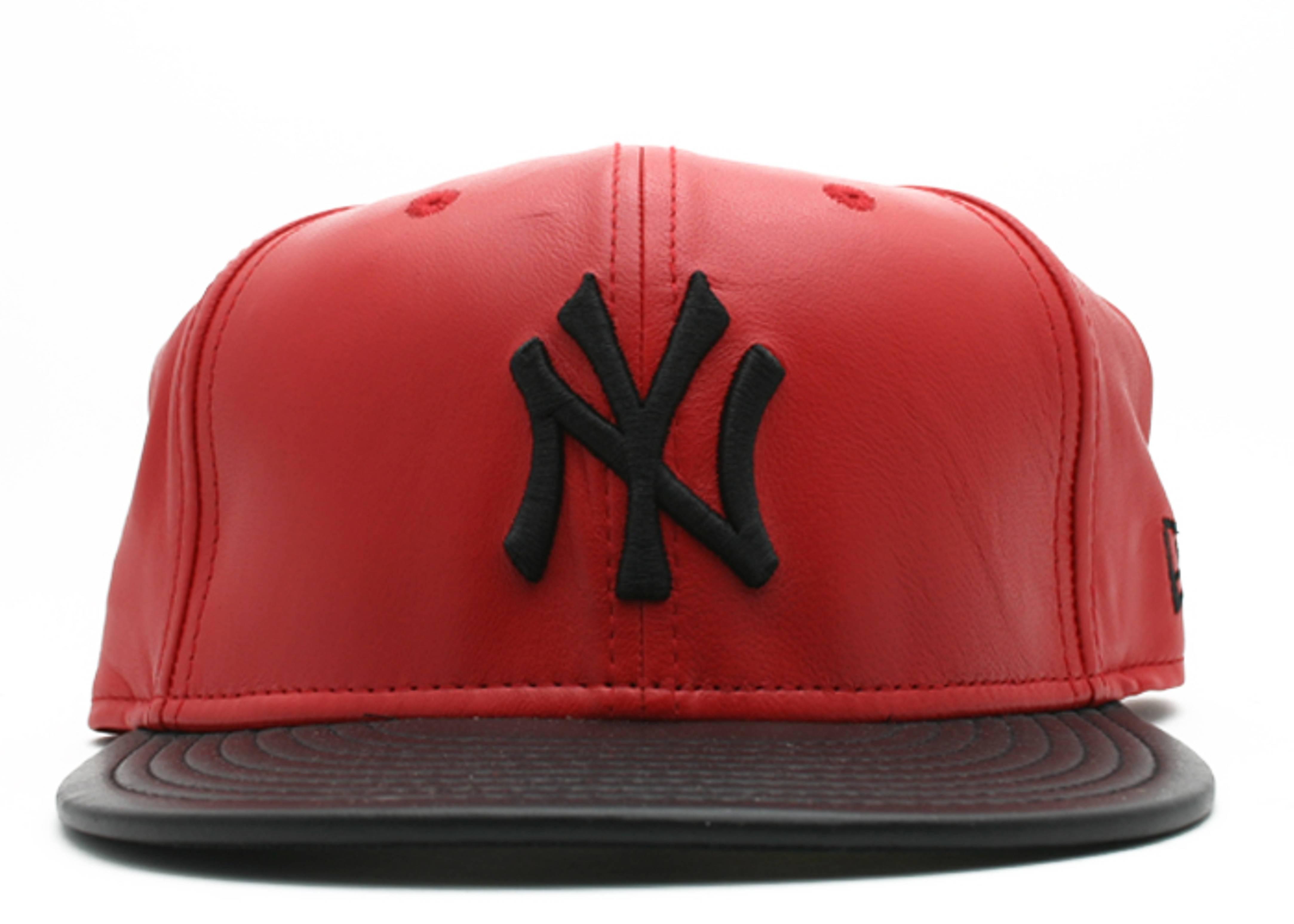 "new york yankees ""leather"""