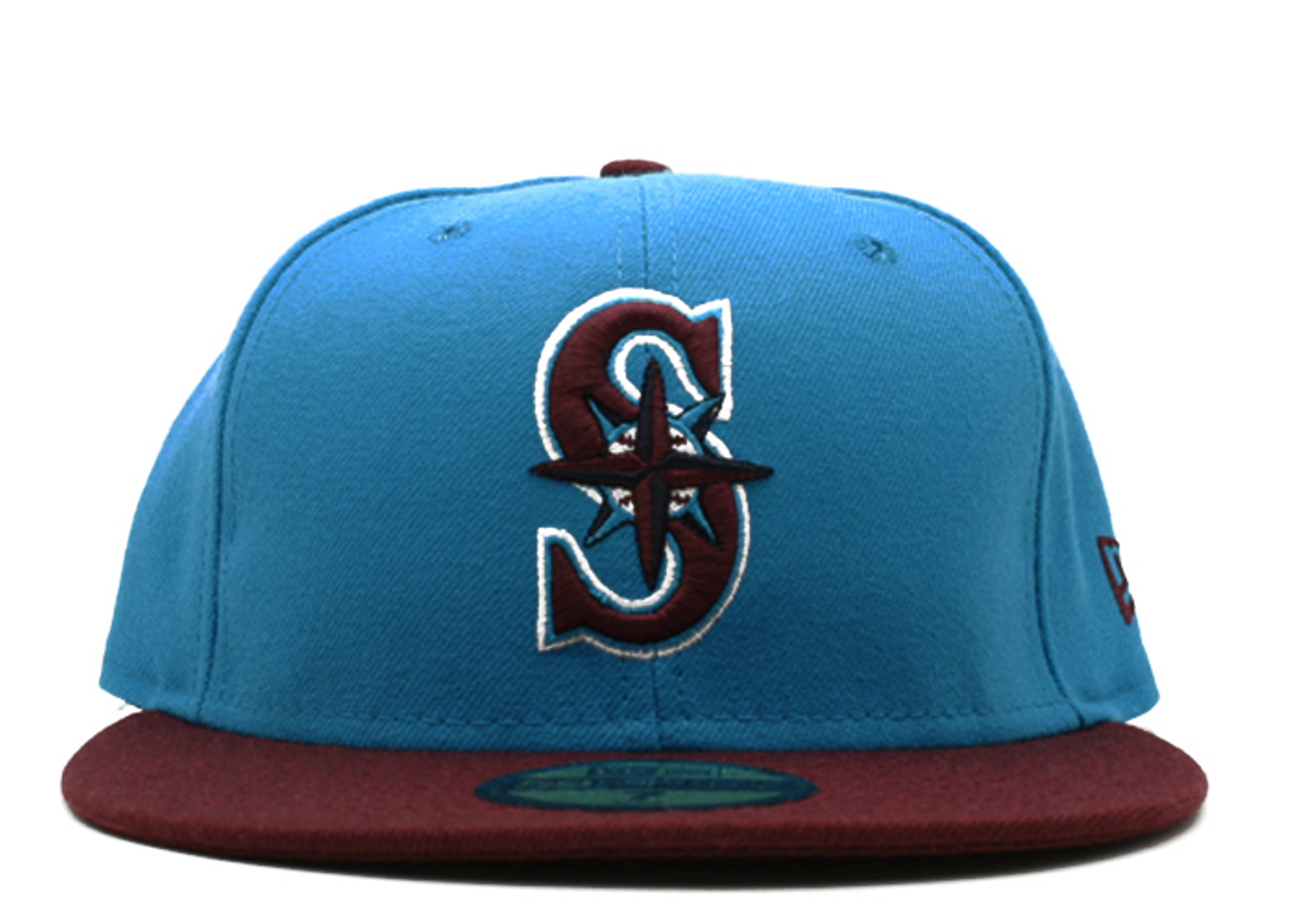 seattle mariners fitted