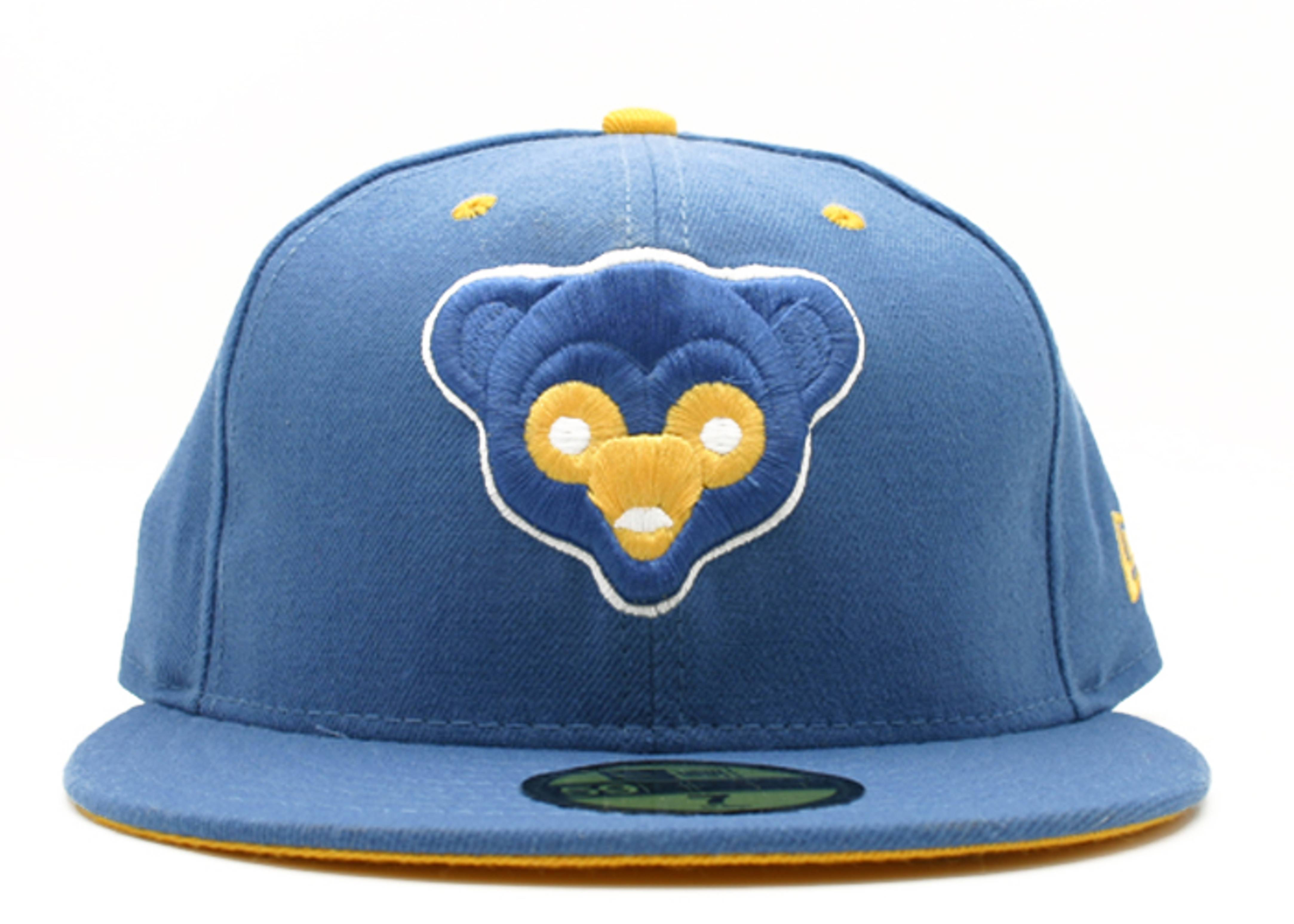chicago cubs fitted