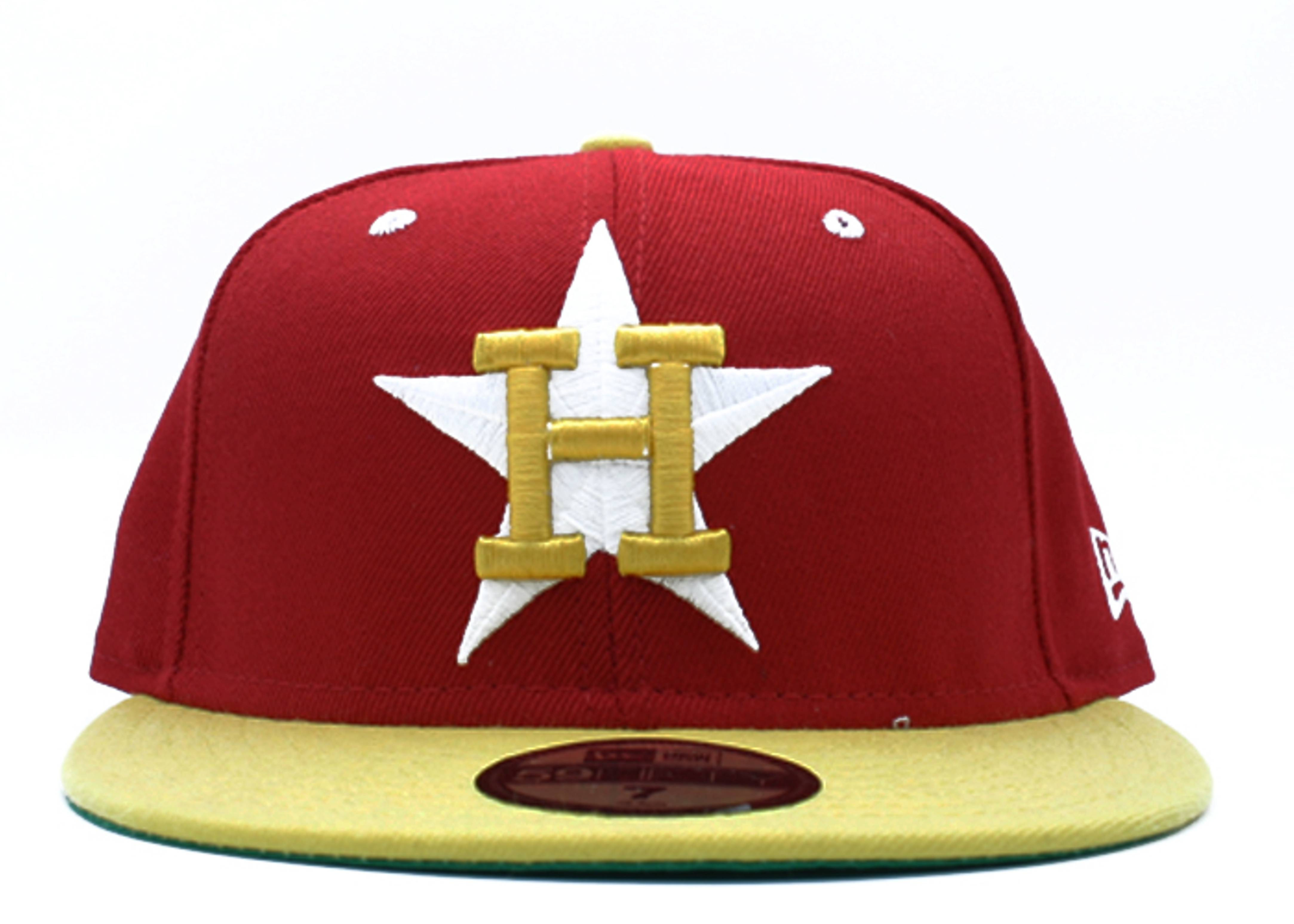 houston astros fitted