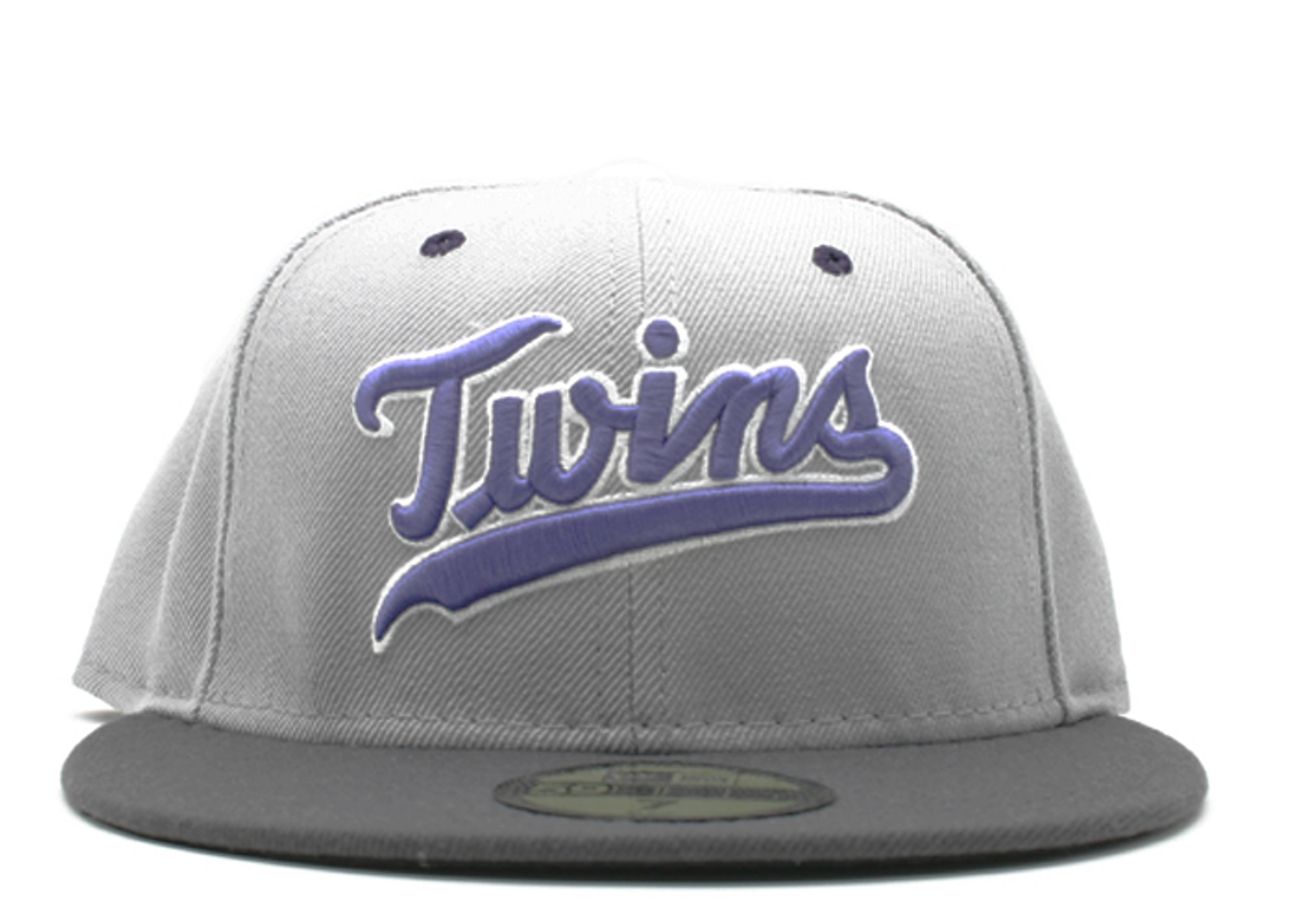minnesota twins fitted