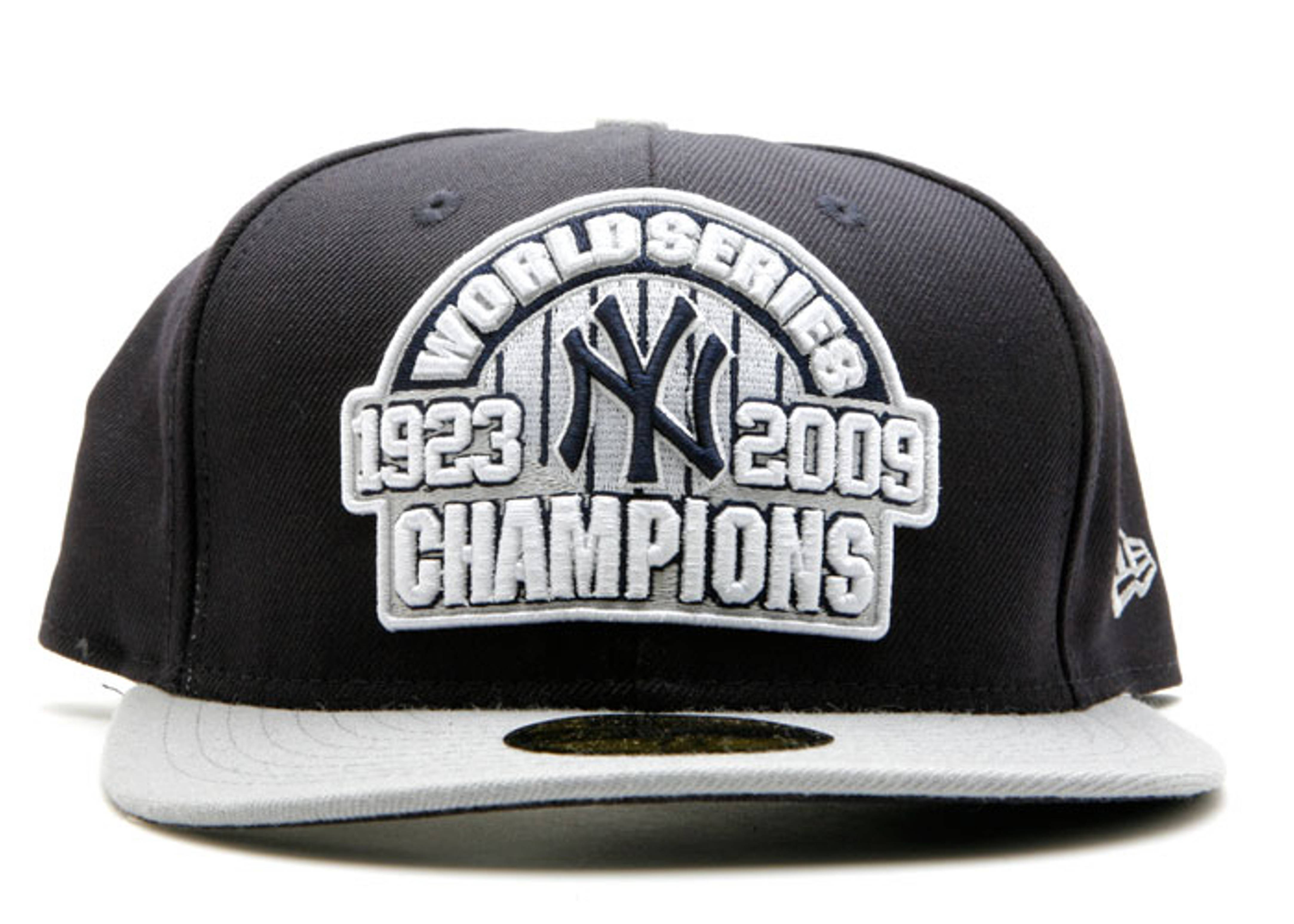 "new york yankees fitted ""inaugural world series champs"""