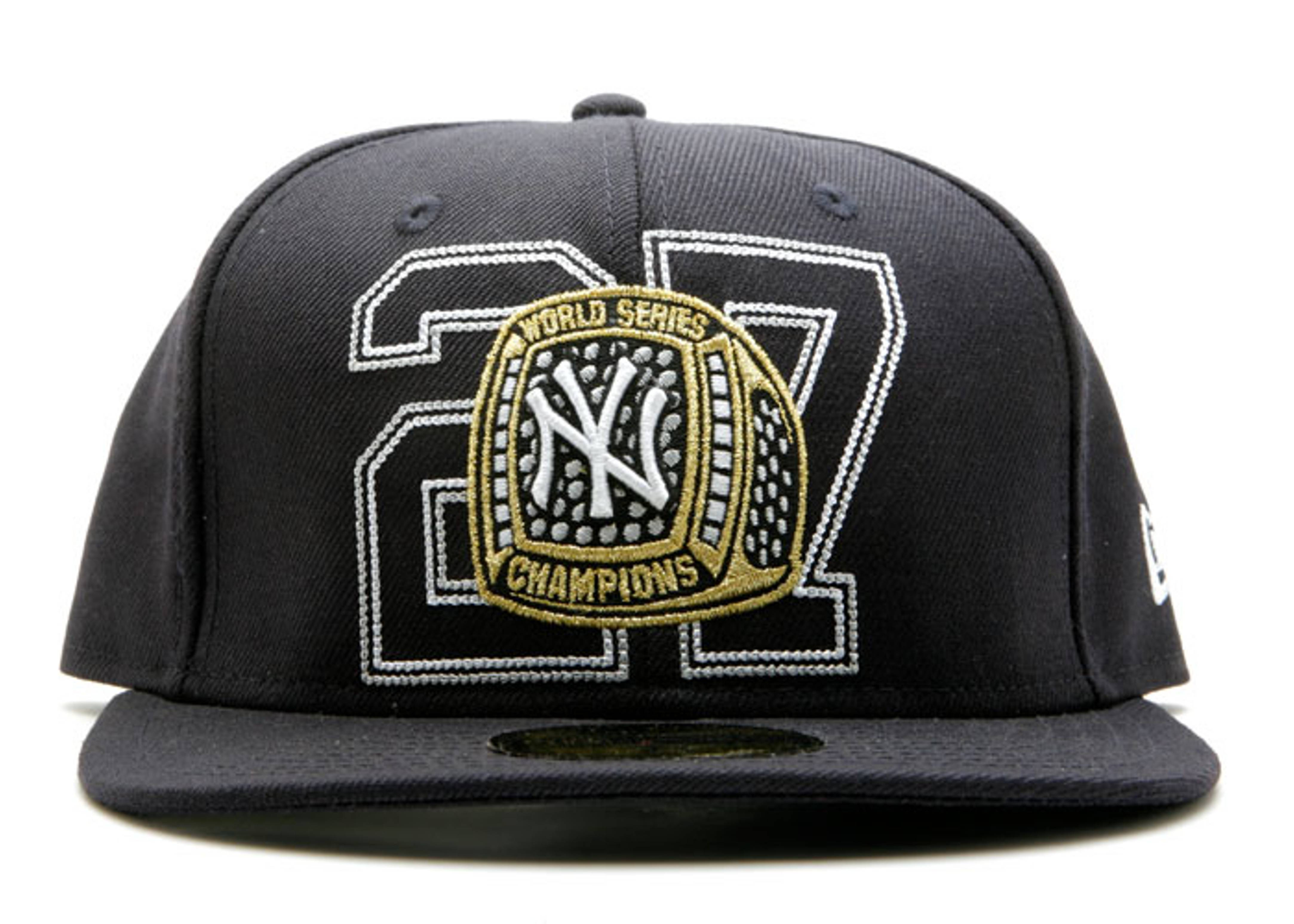 "new york yankees fitted ""ring"""