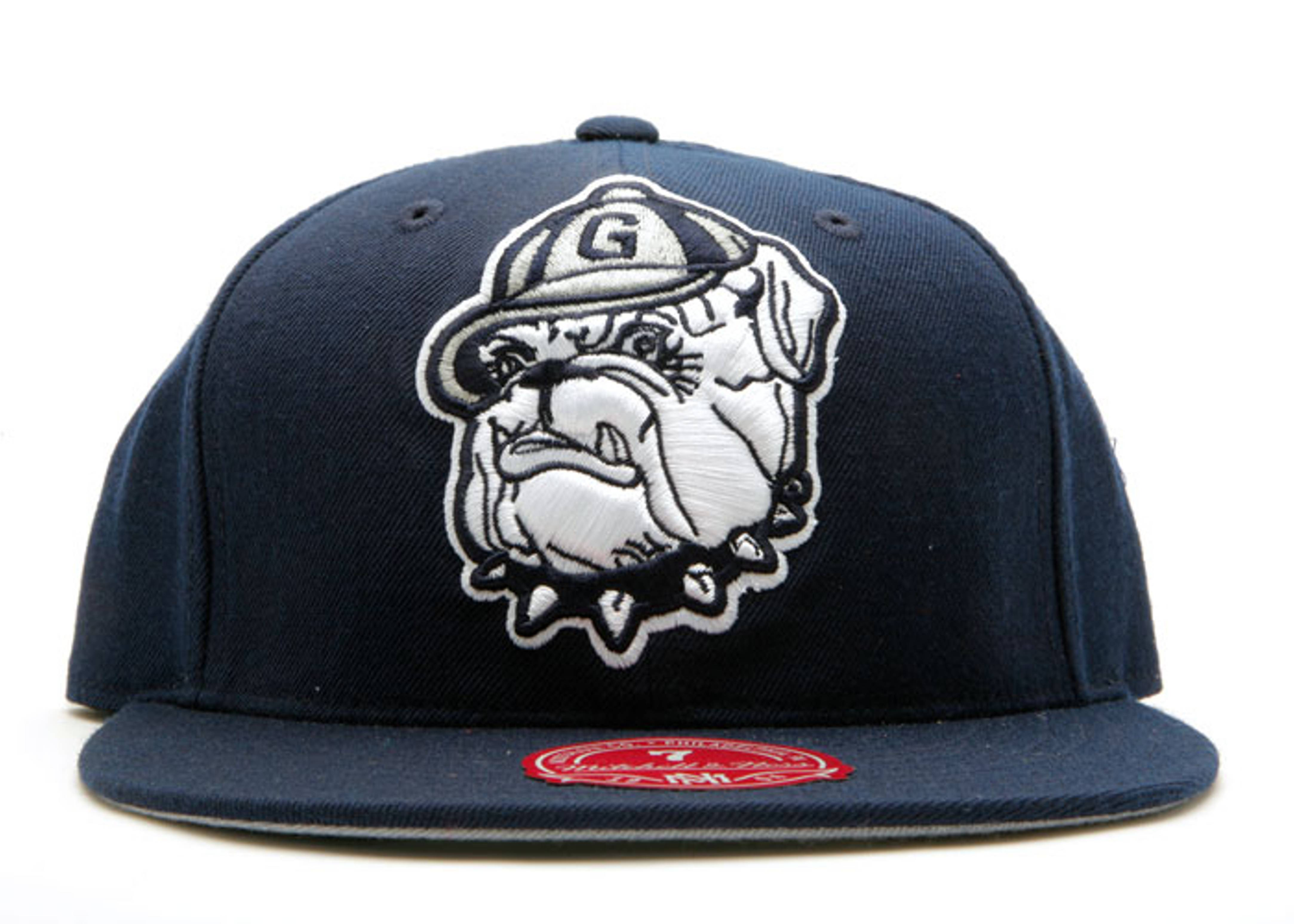"georgetown hoyas fitted ""ncaa xl logo"""