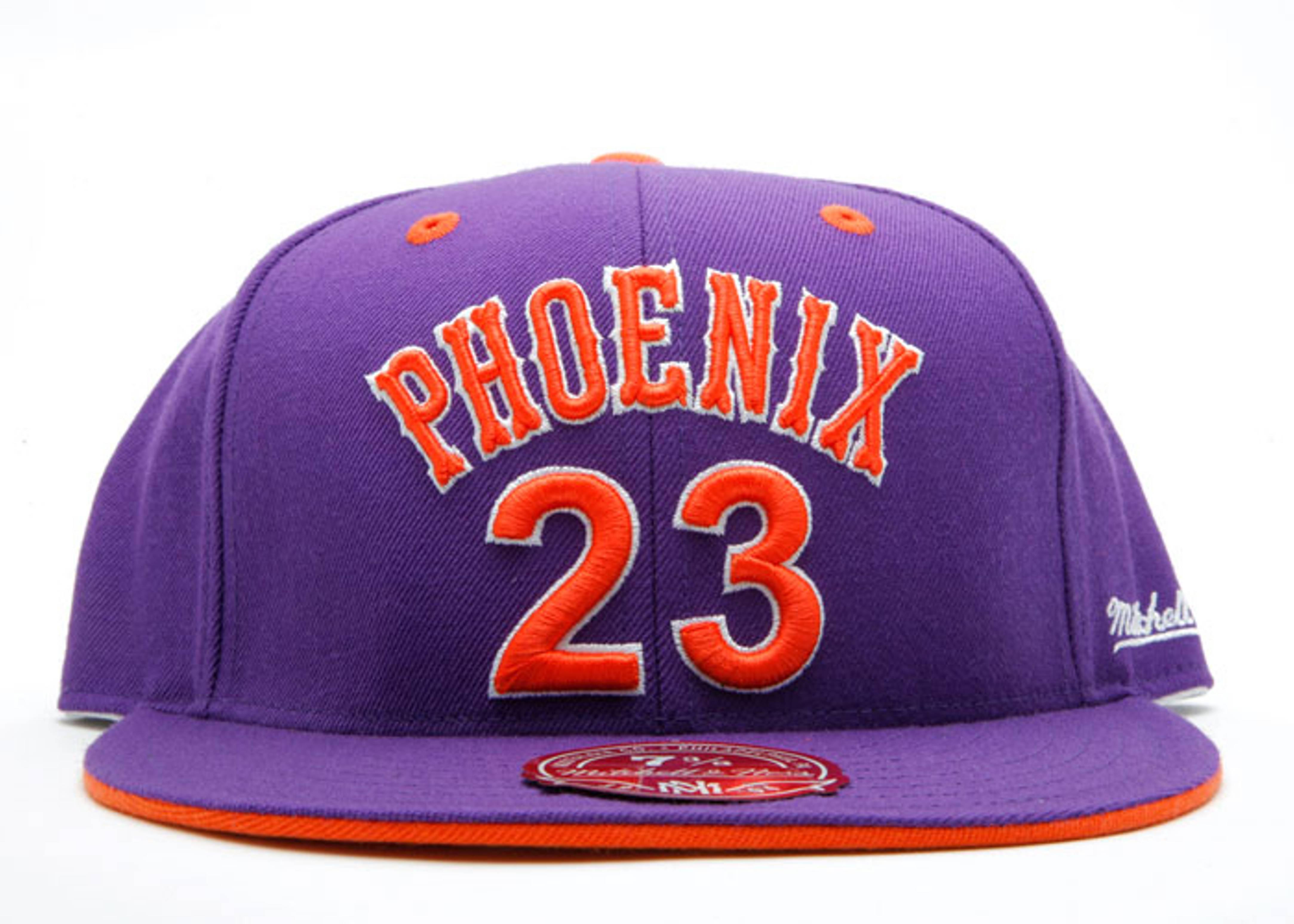 "92 dunk champ phoenix suns fitted ""cedric ceballos"""