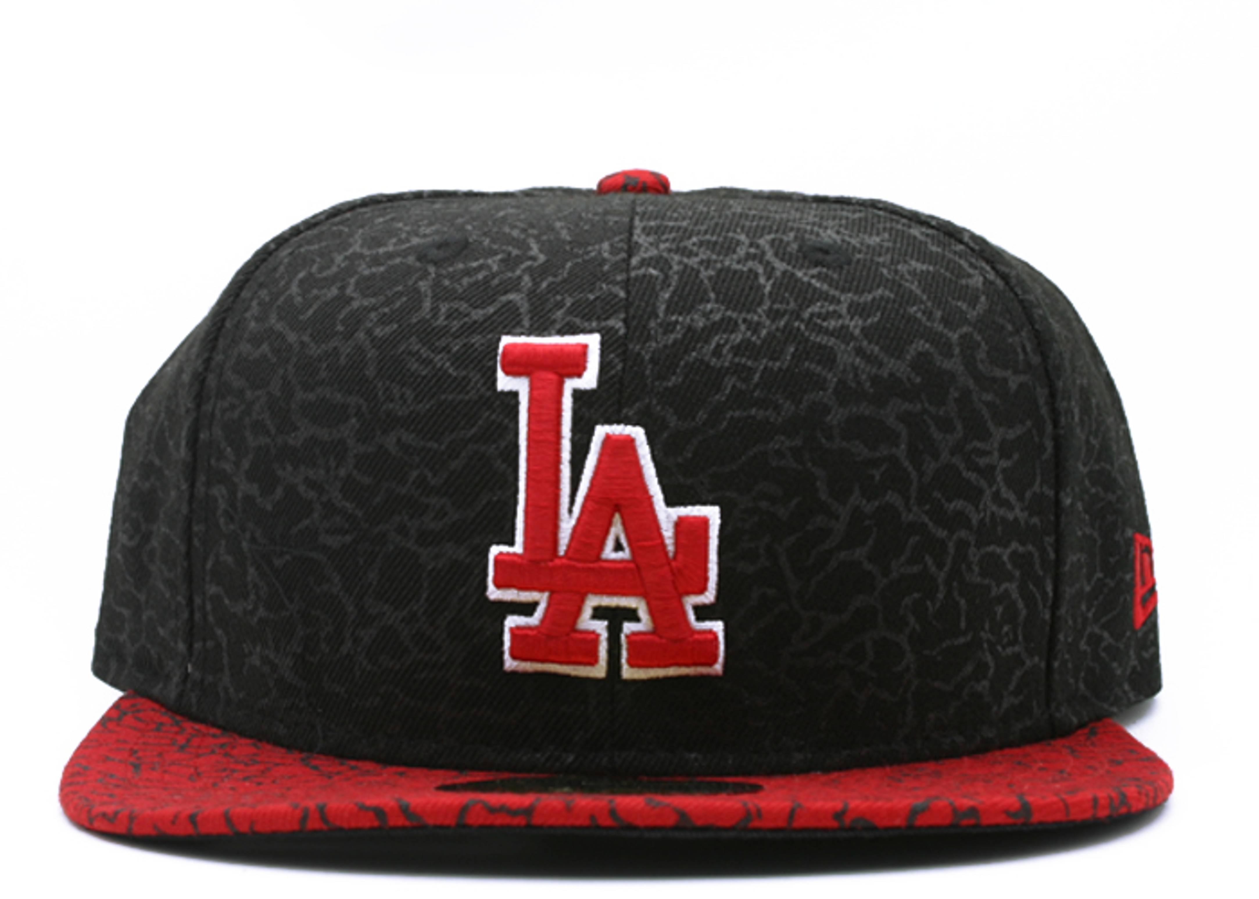 "los angeles dodgers fitted ""cement"""