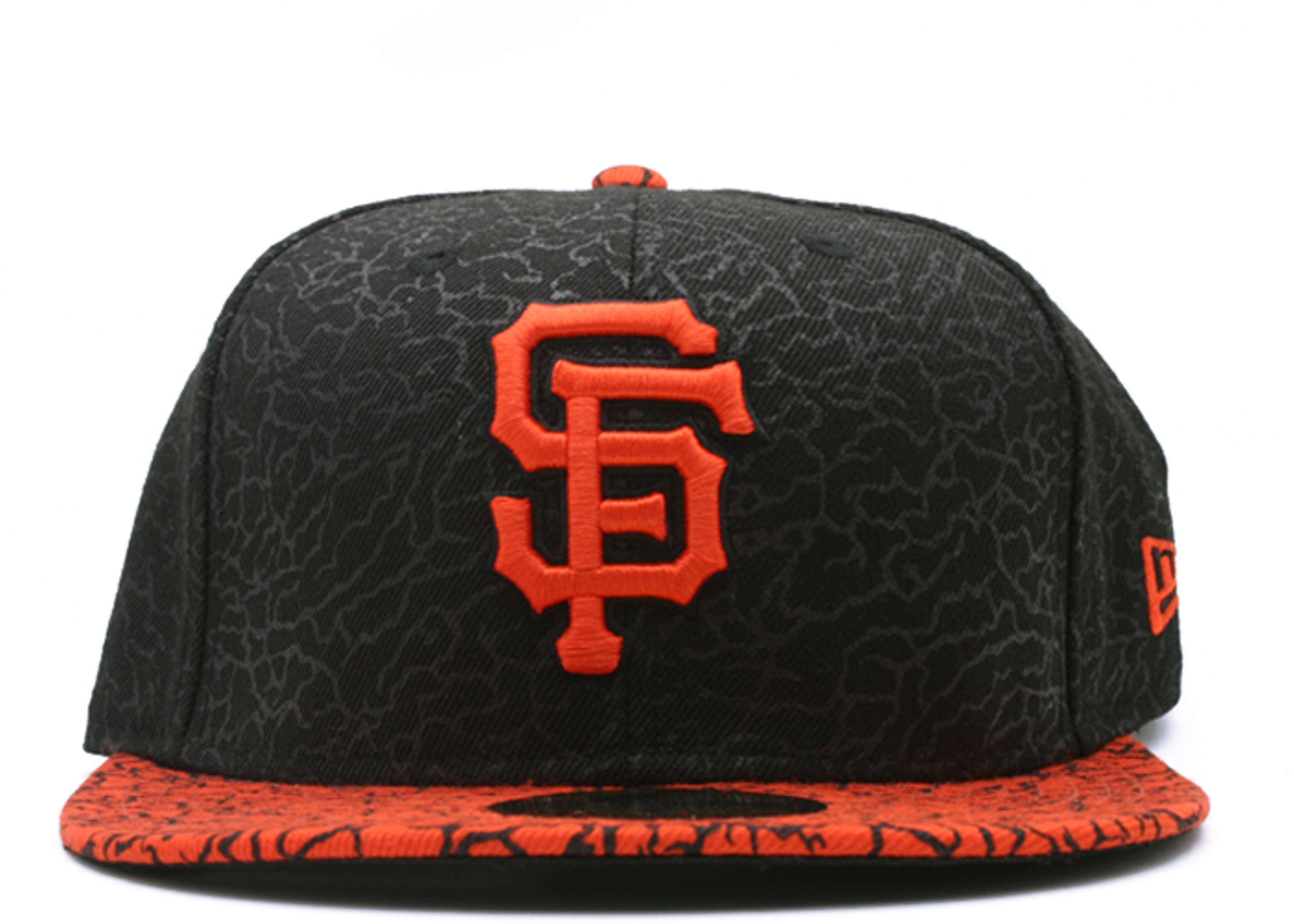 "san francisco giants fitted ""cement"""
