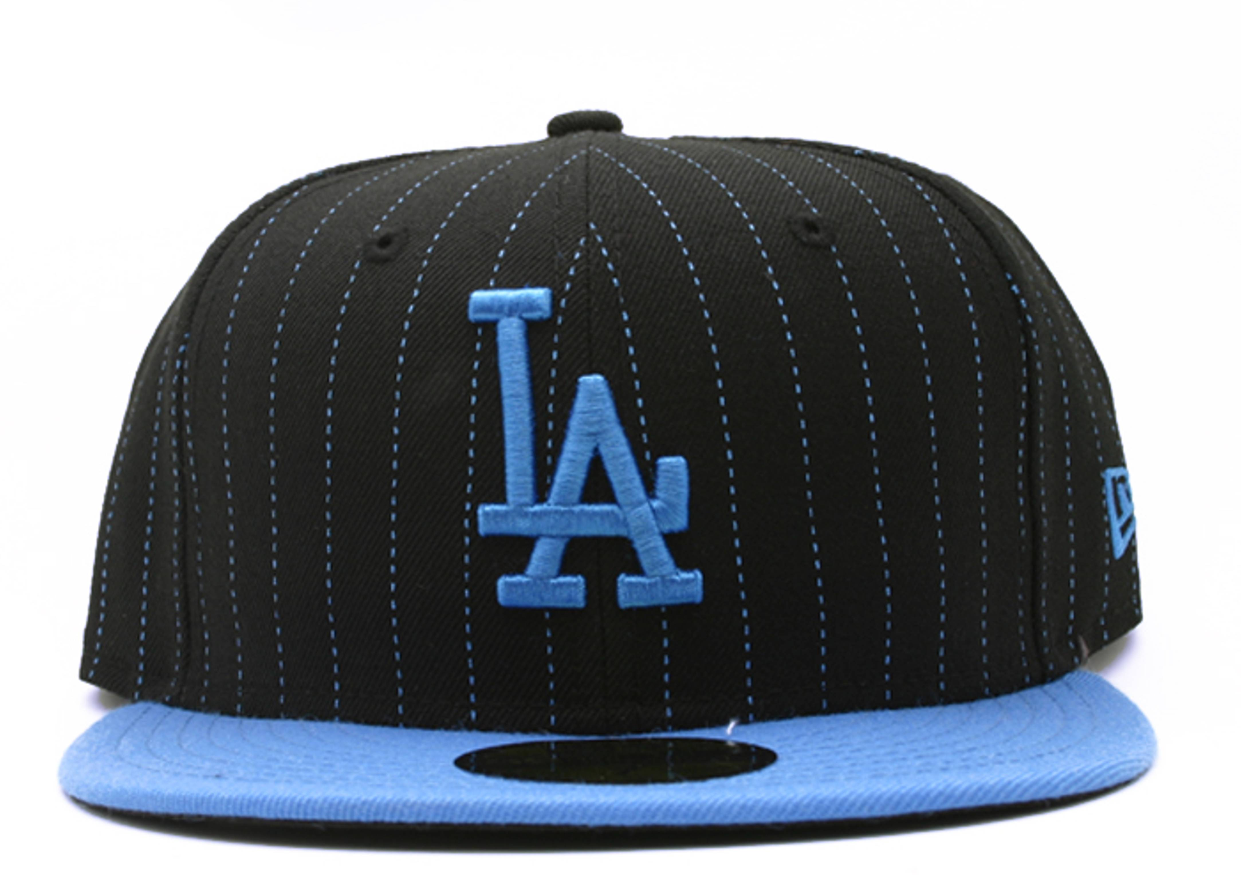 "los angeles dodgers fitted ""stripe"""