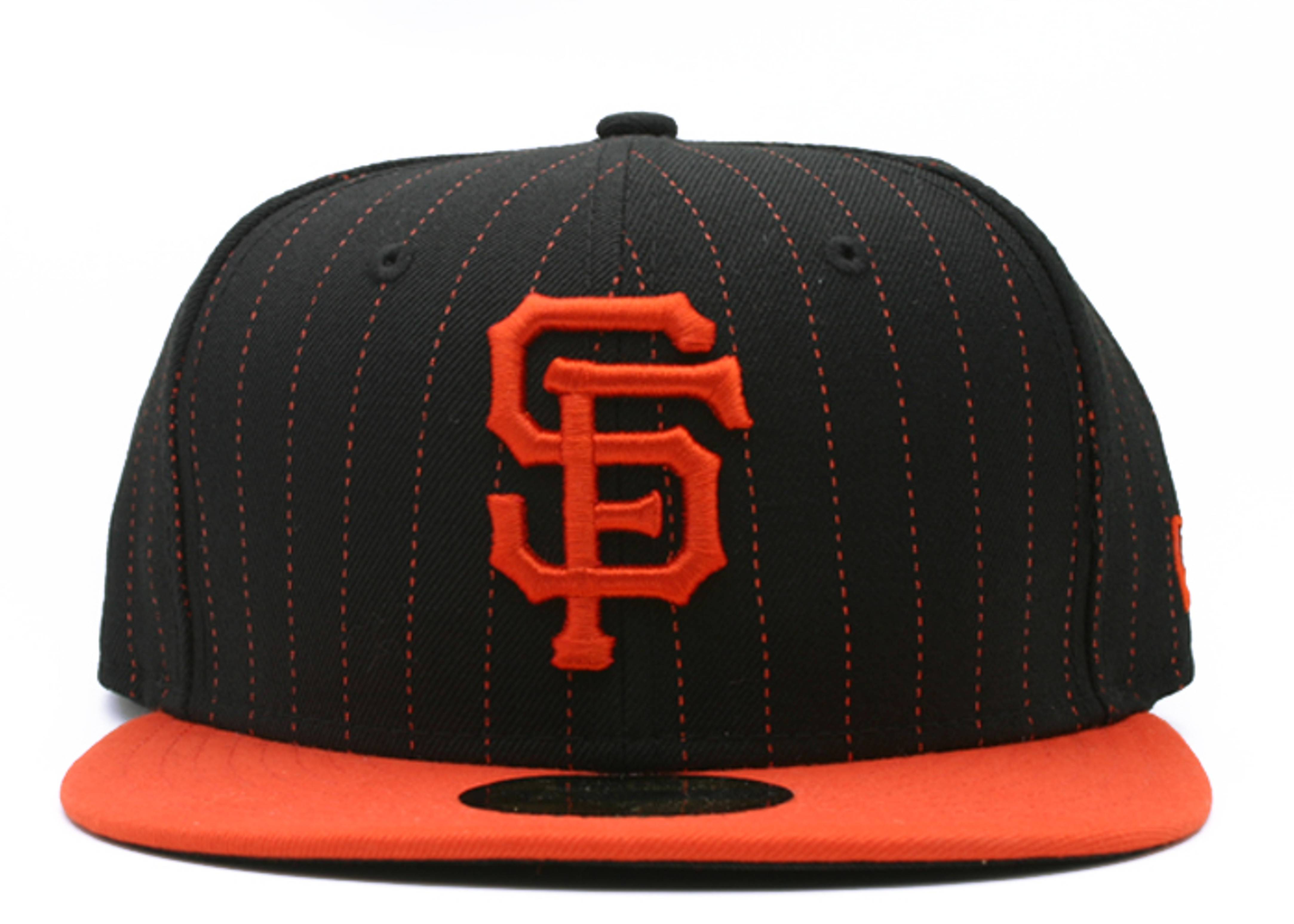 "san francisco giants fitted ""stripe"""