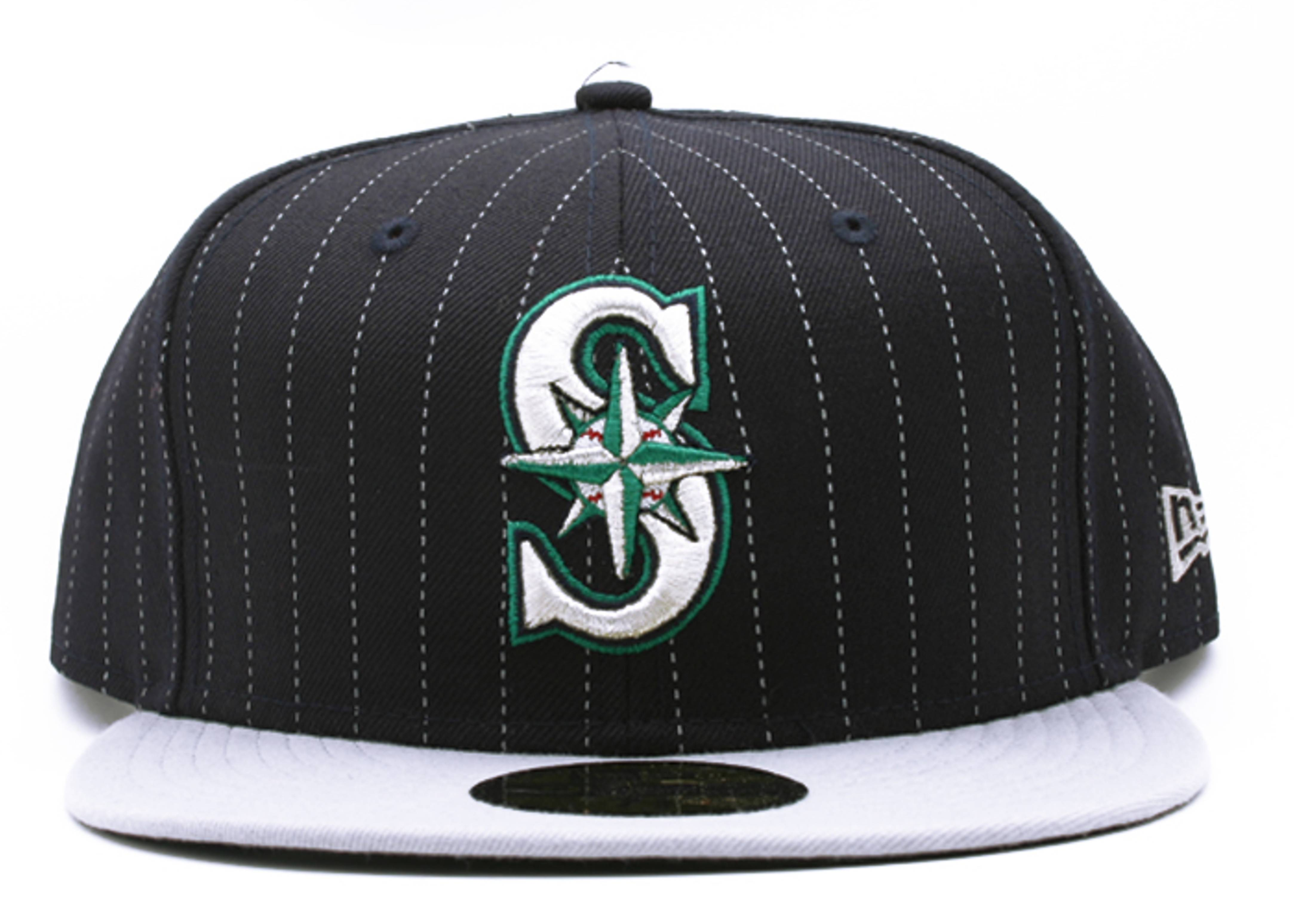 "seattle mariners fitted ""stripe"""