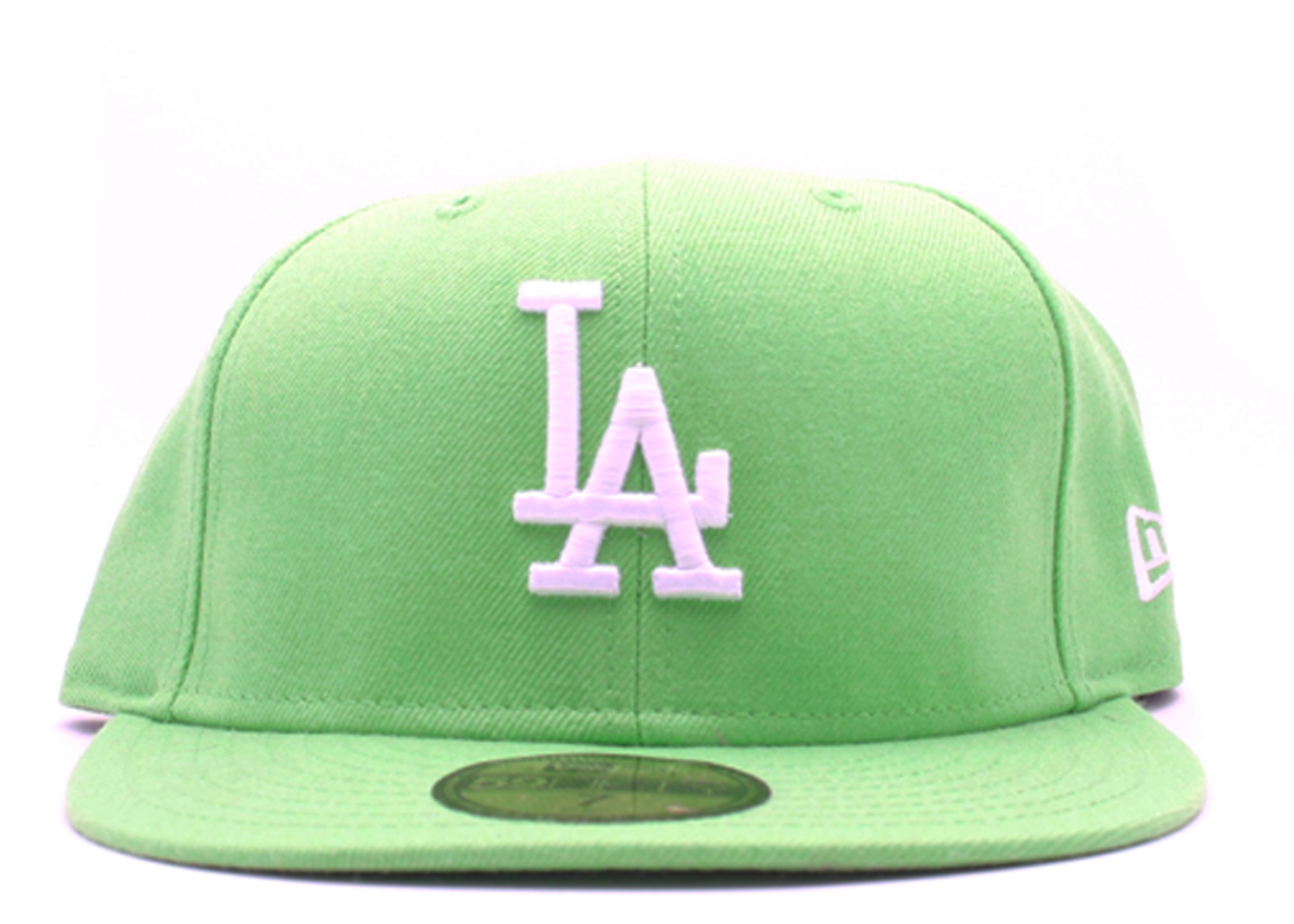 los angeles dodgers fitted