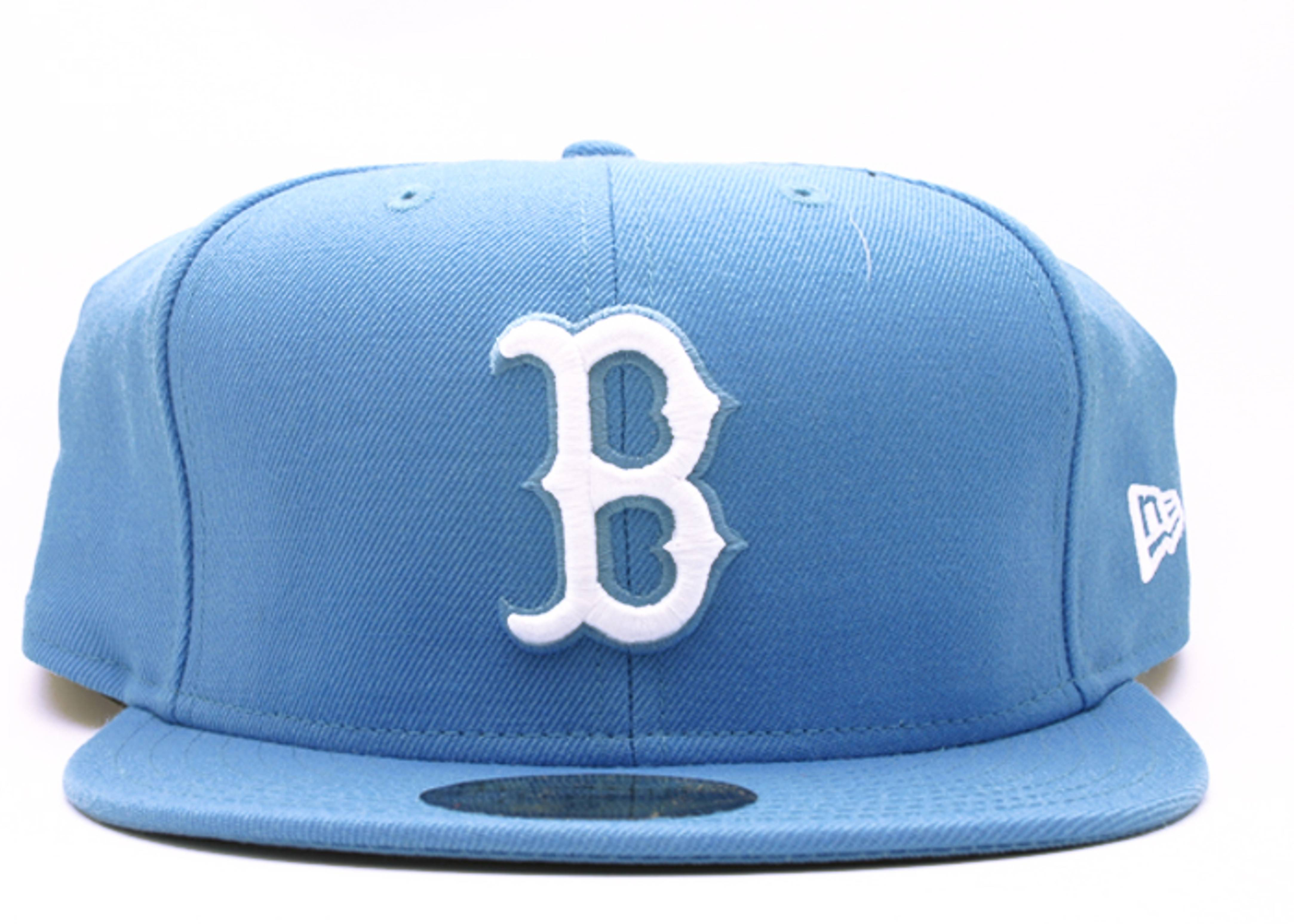 boston red sox fitted