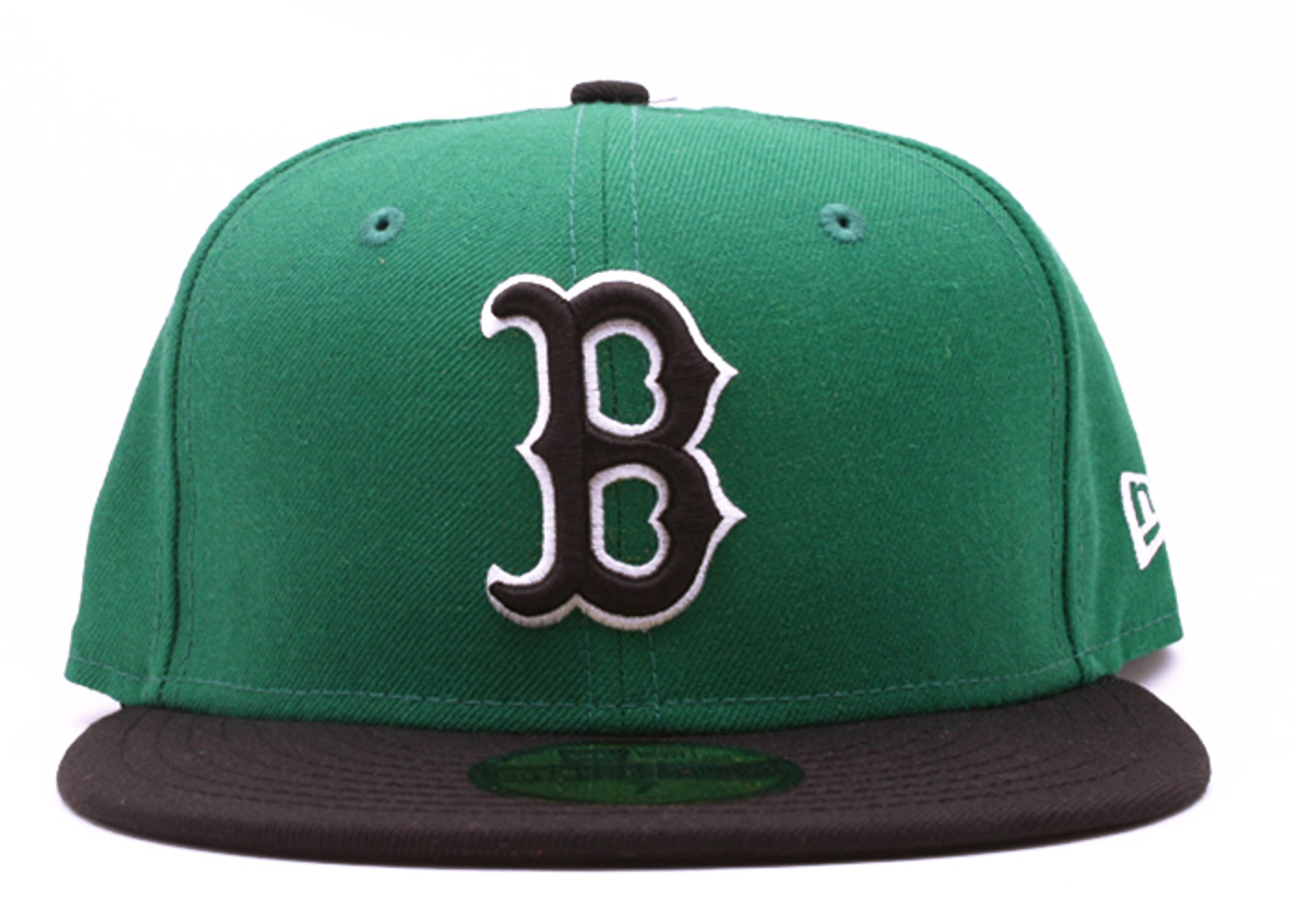 boston red sox 2tone fitted