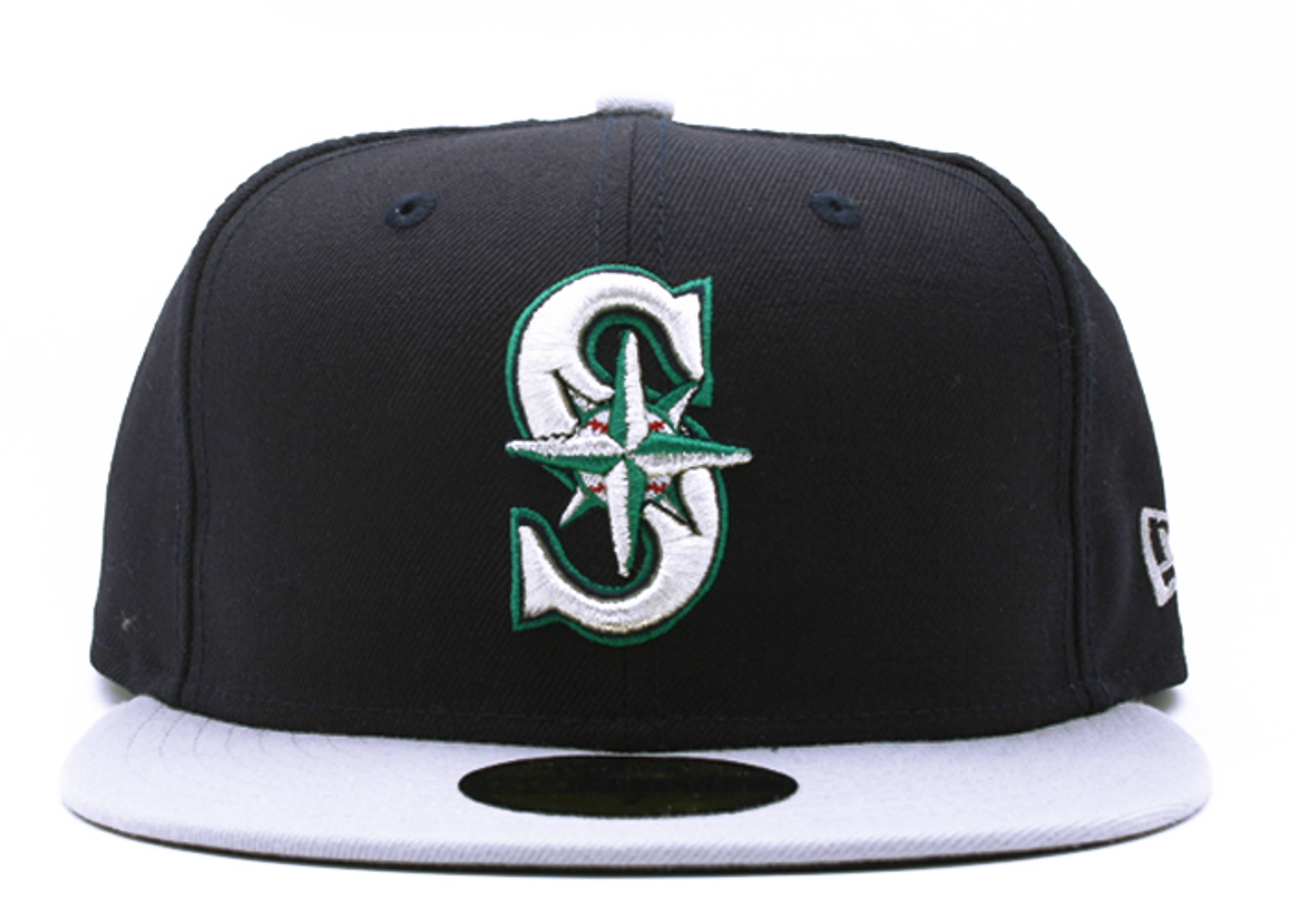 seattle mariners 2tone fitted
