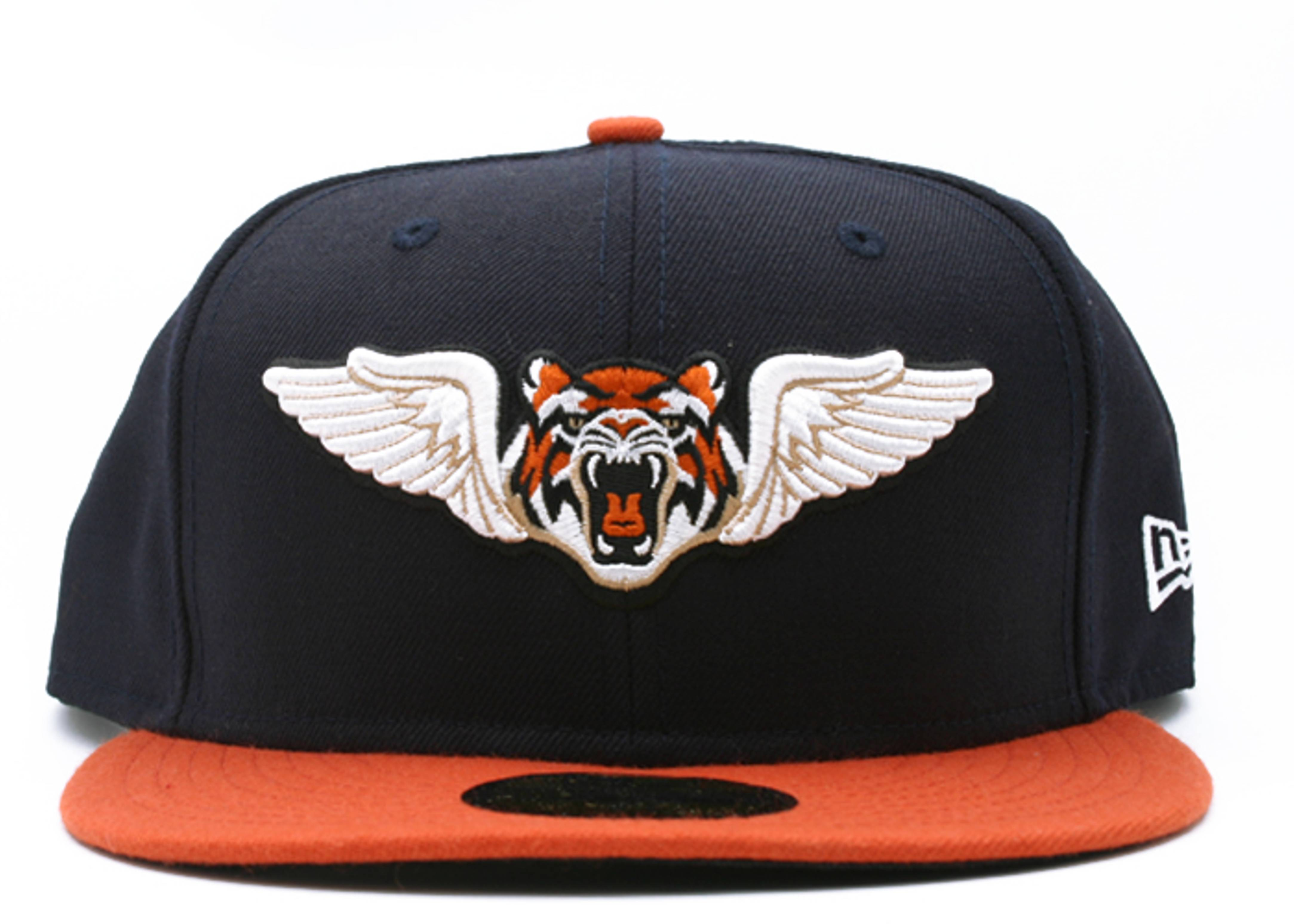 """lakeland flying tigers 2tone fitted """"milb"""""""