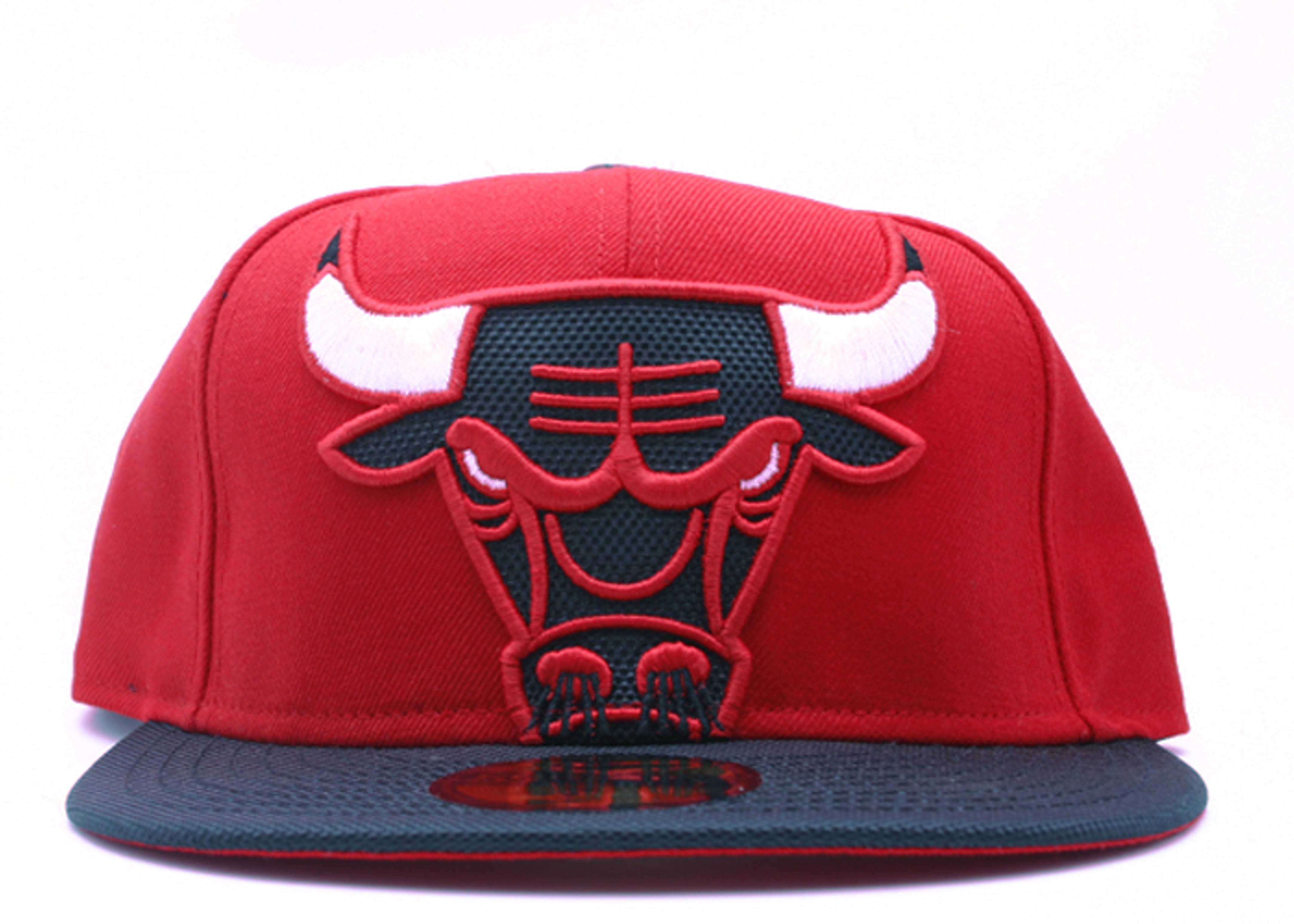 """chicago bulls fitted """"xl"""""""