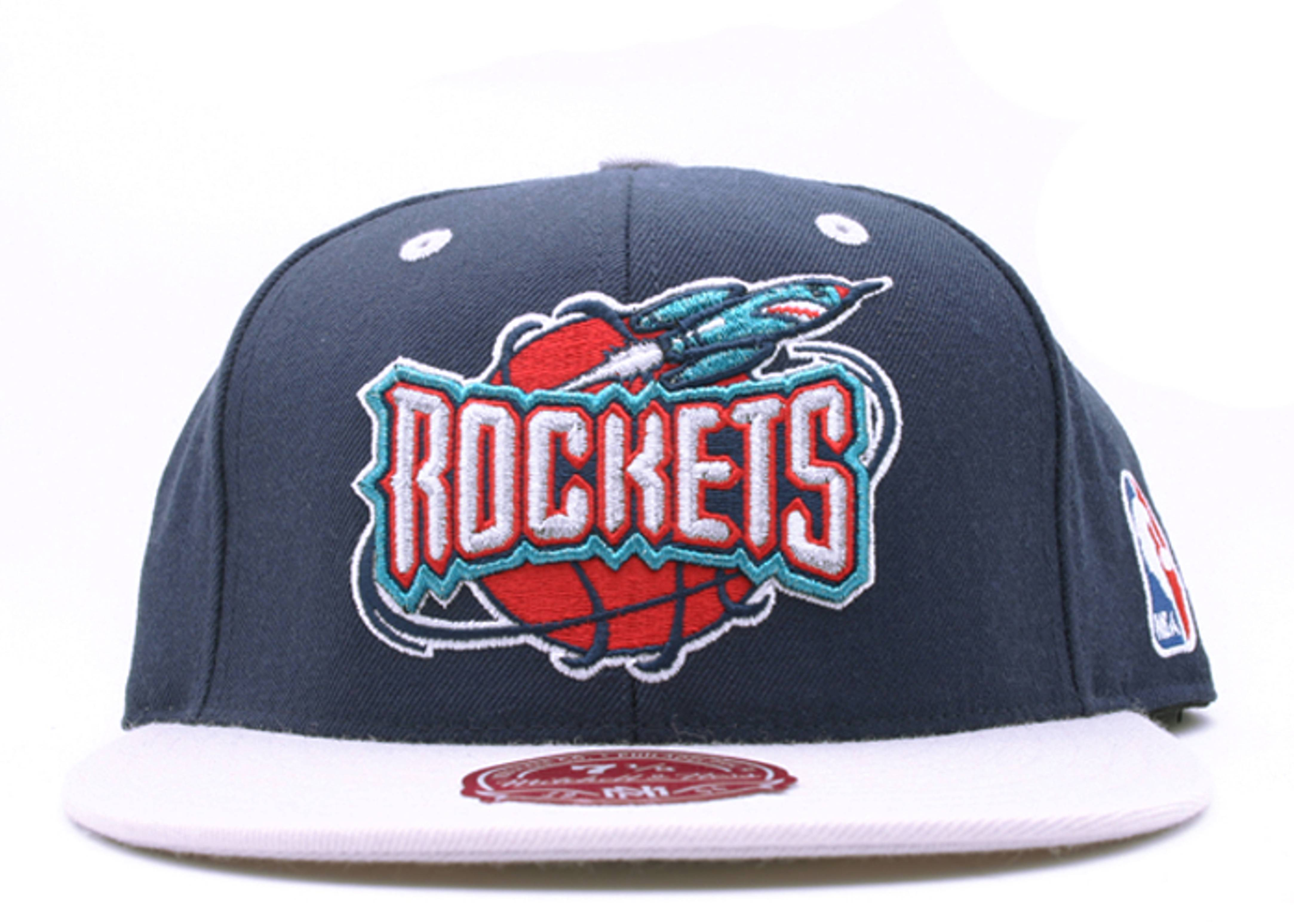 houston rockets 2tone fitted