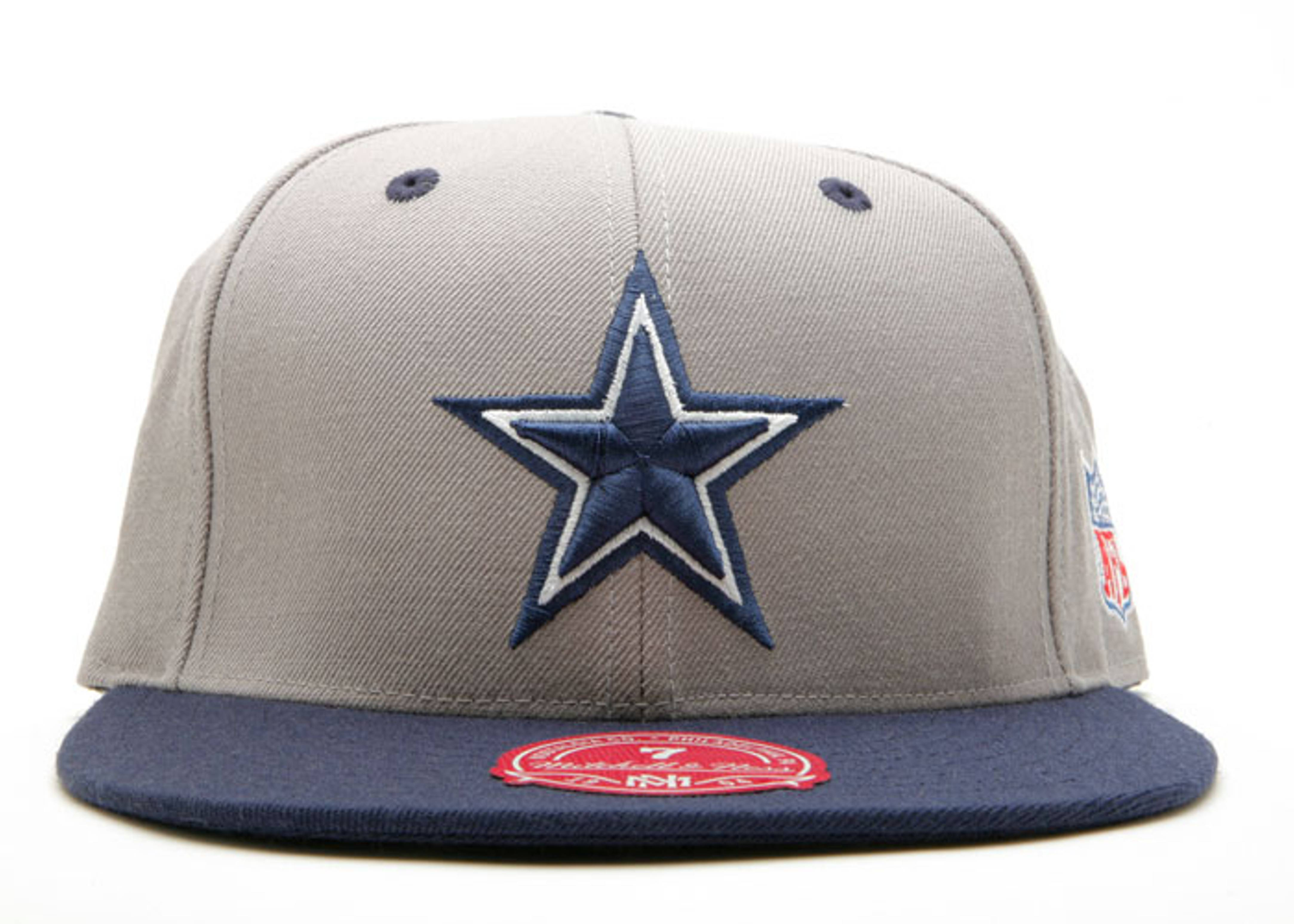 dallas cowboys 2tone fitted