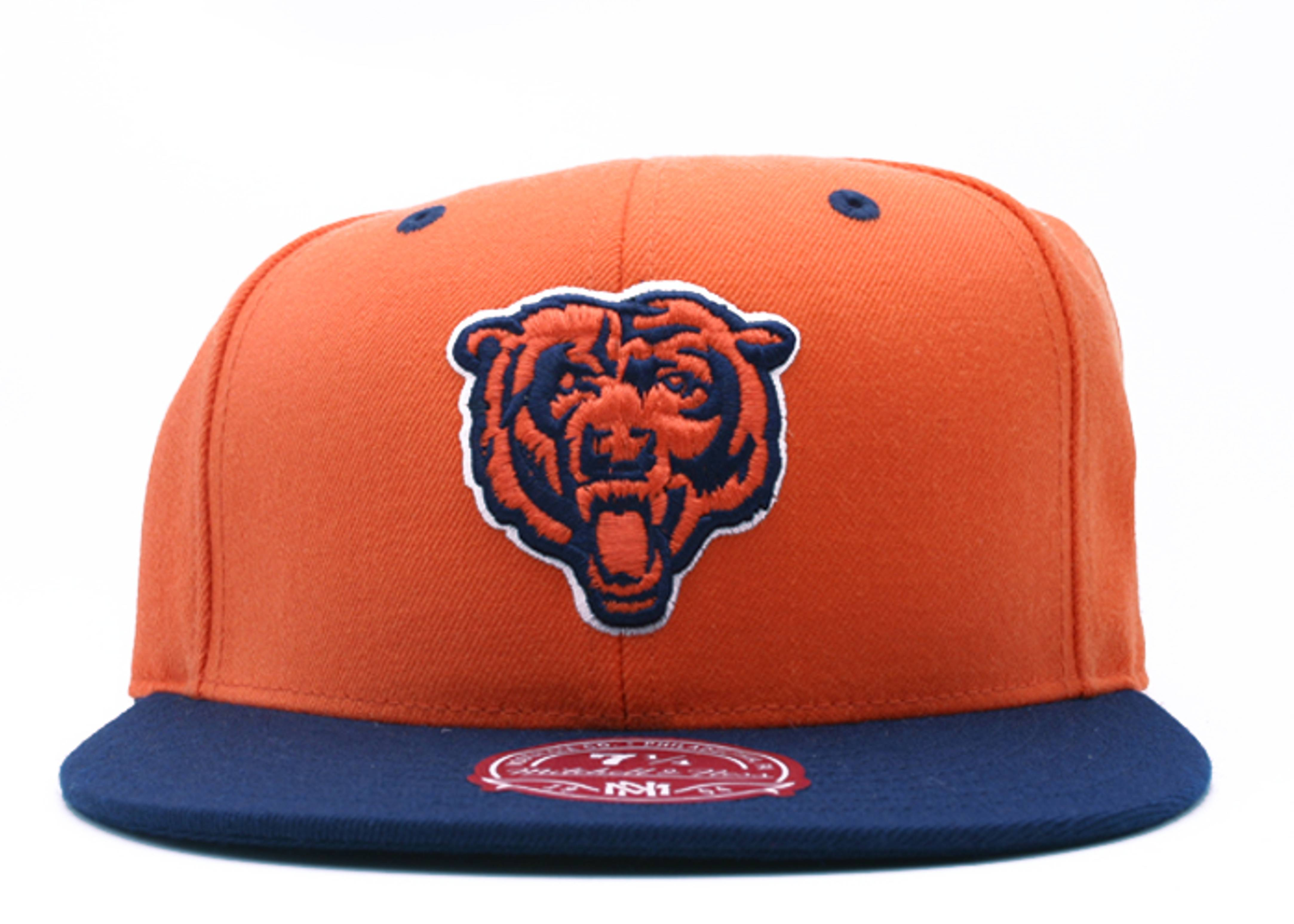 chicago bears 2tone fitted