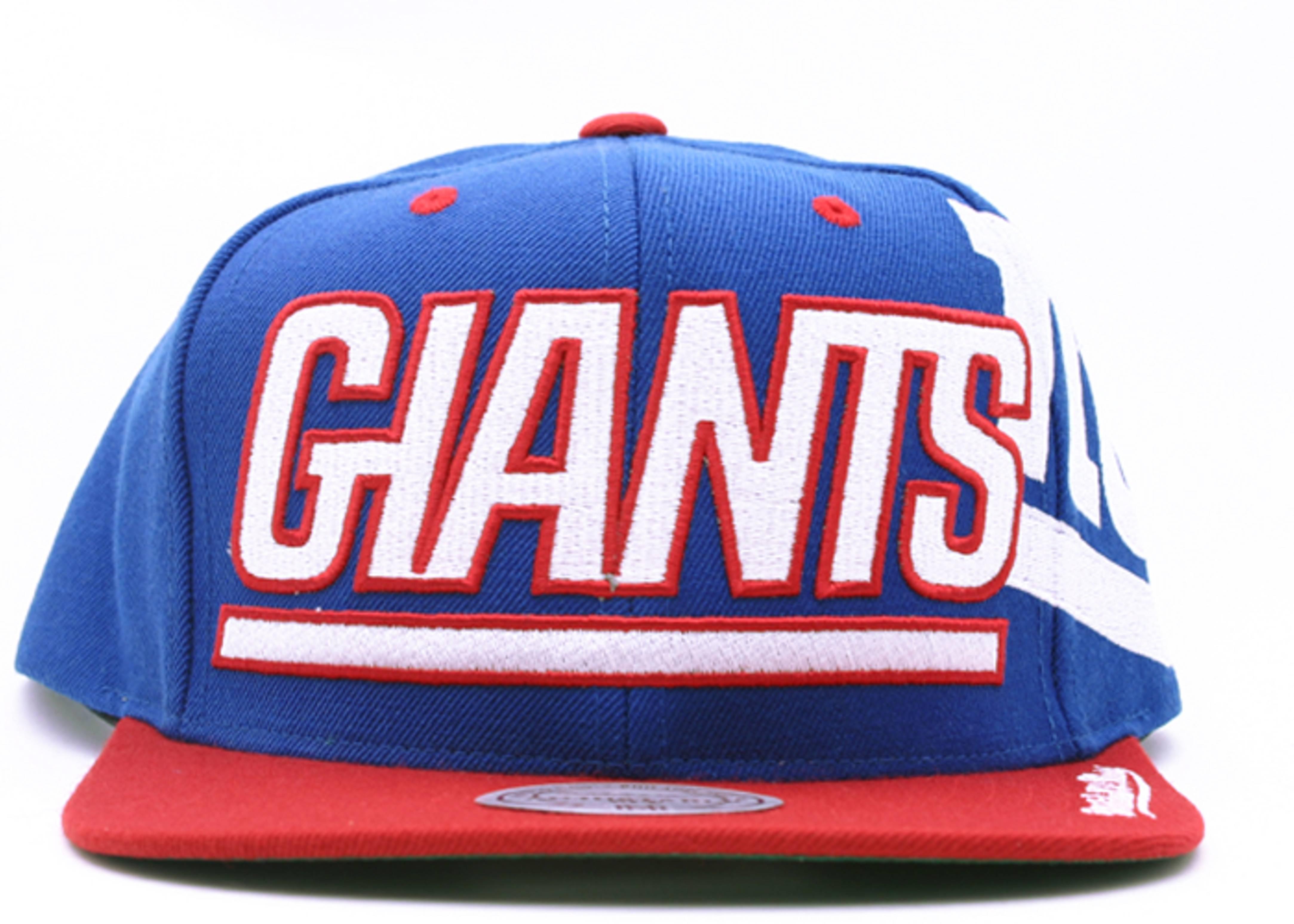new york giants 2tone snap-back