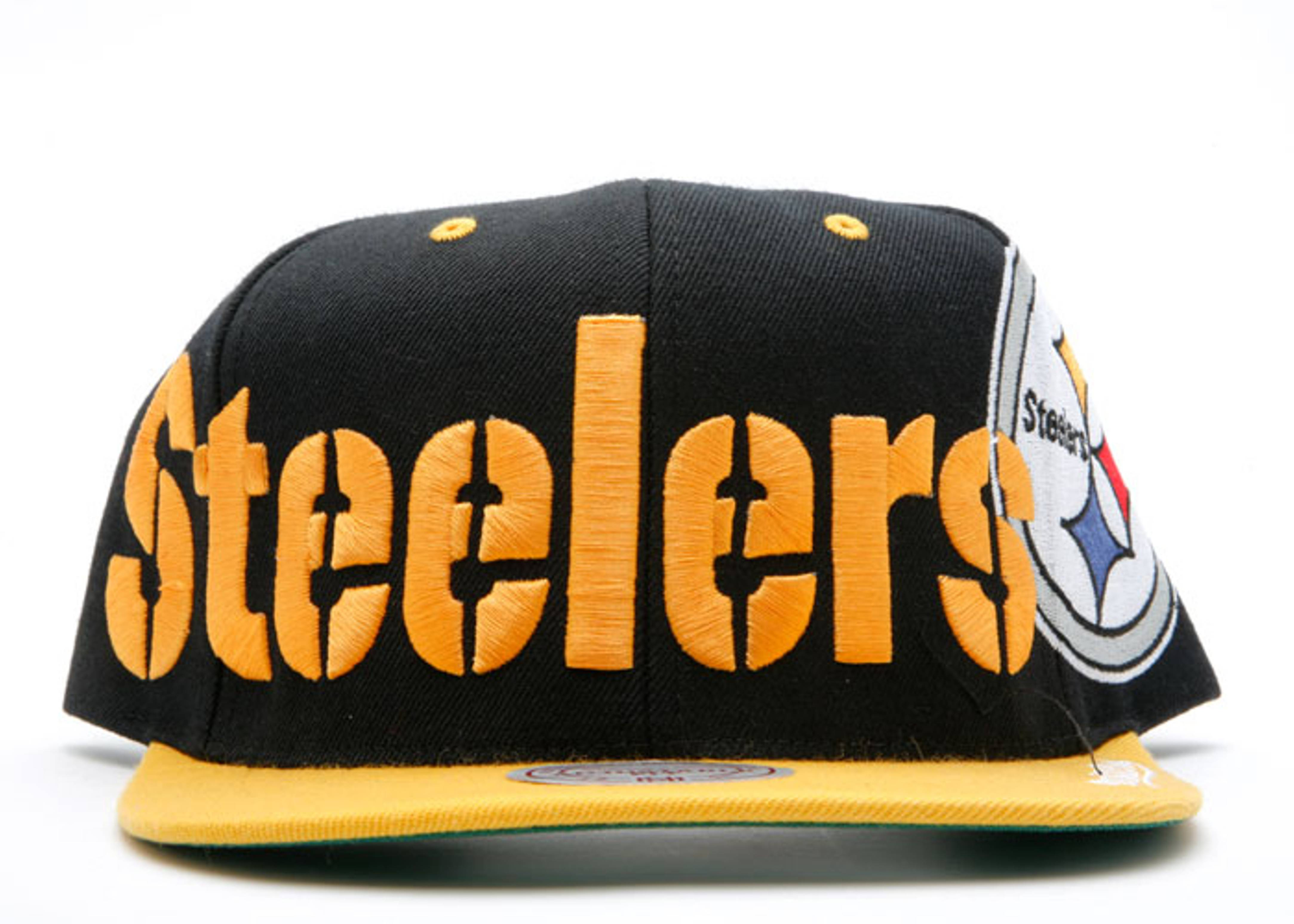 pittsburgh steelers 2tone snap-back