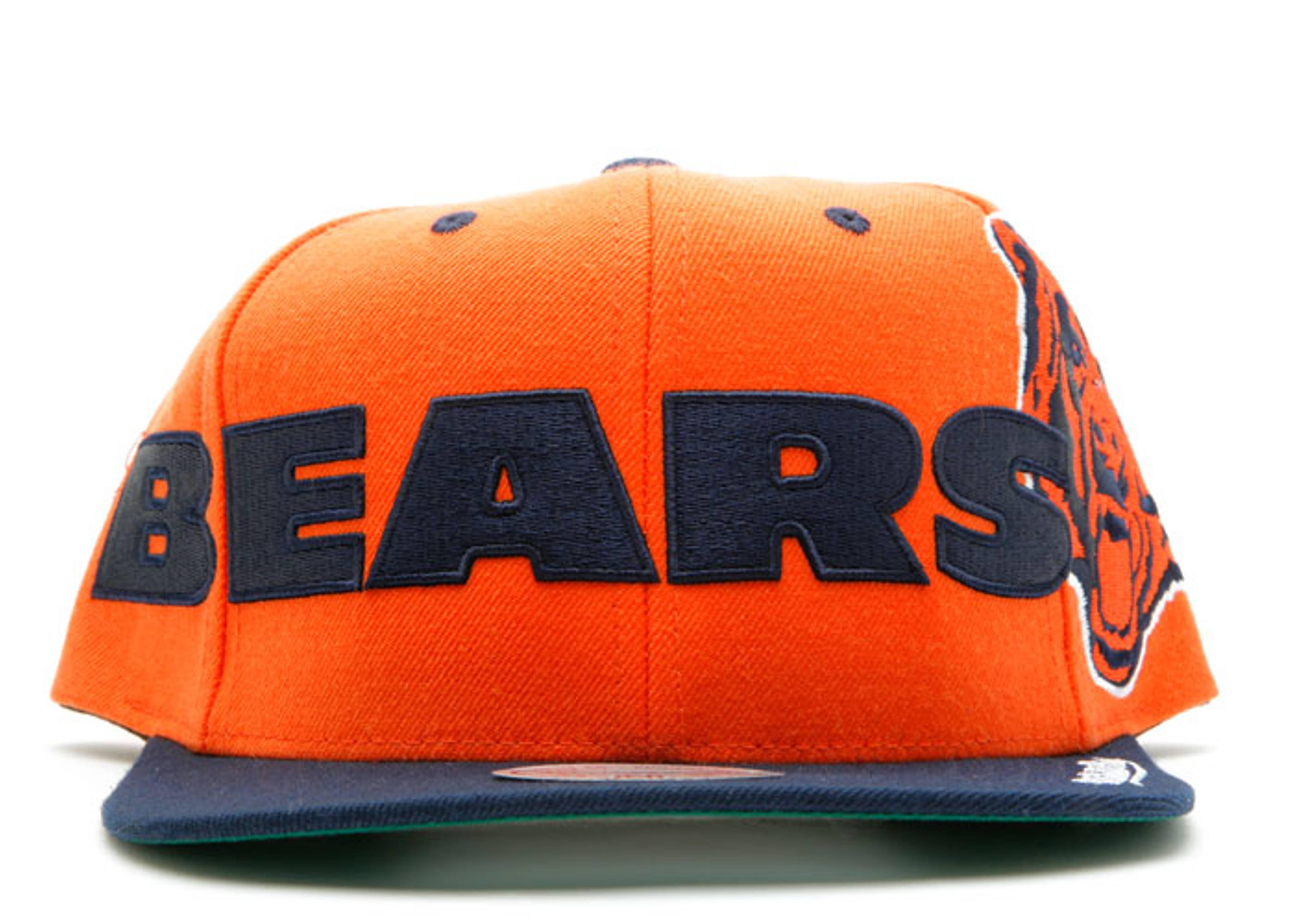 chicago bears 2tone snap-back